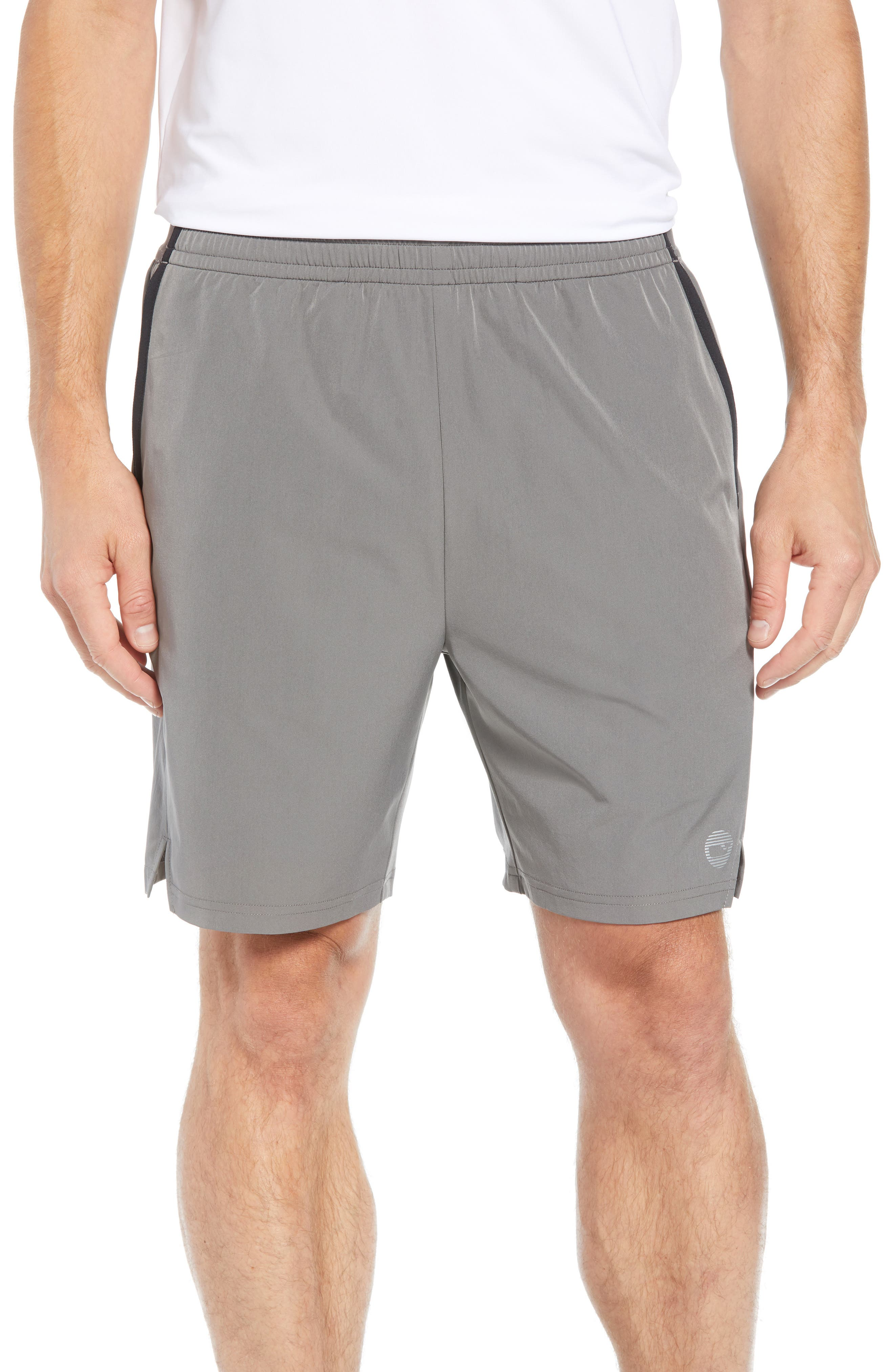 Active Tennis Shorts,                             Main thumbnail 1, color,                             GRAPHITE