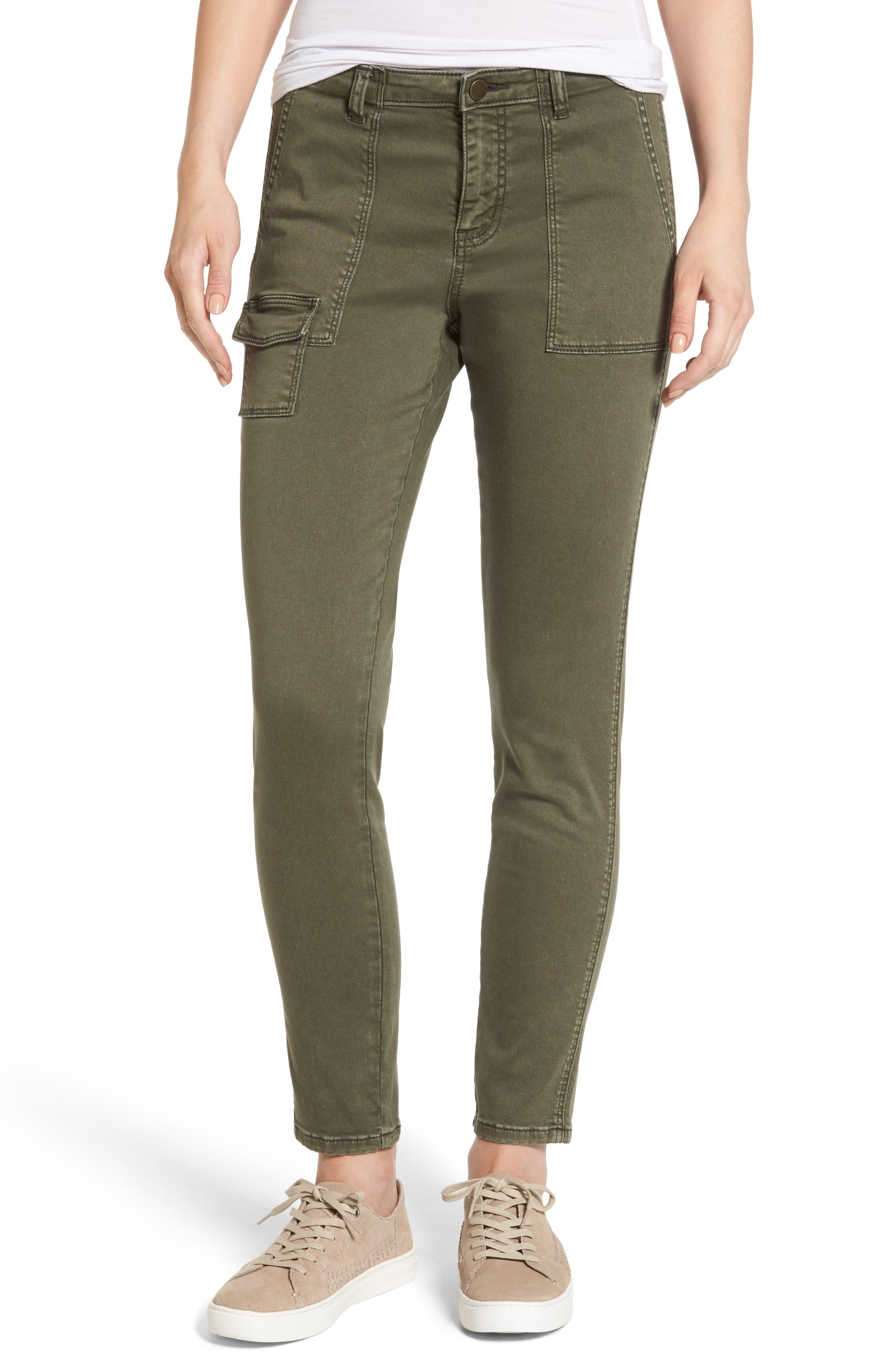 Slim Utility Pants,                             Main thumbnail 2, color,