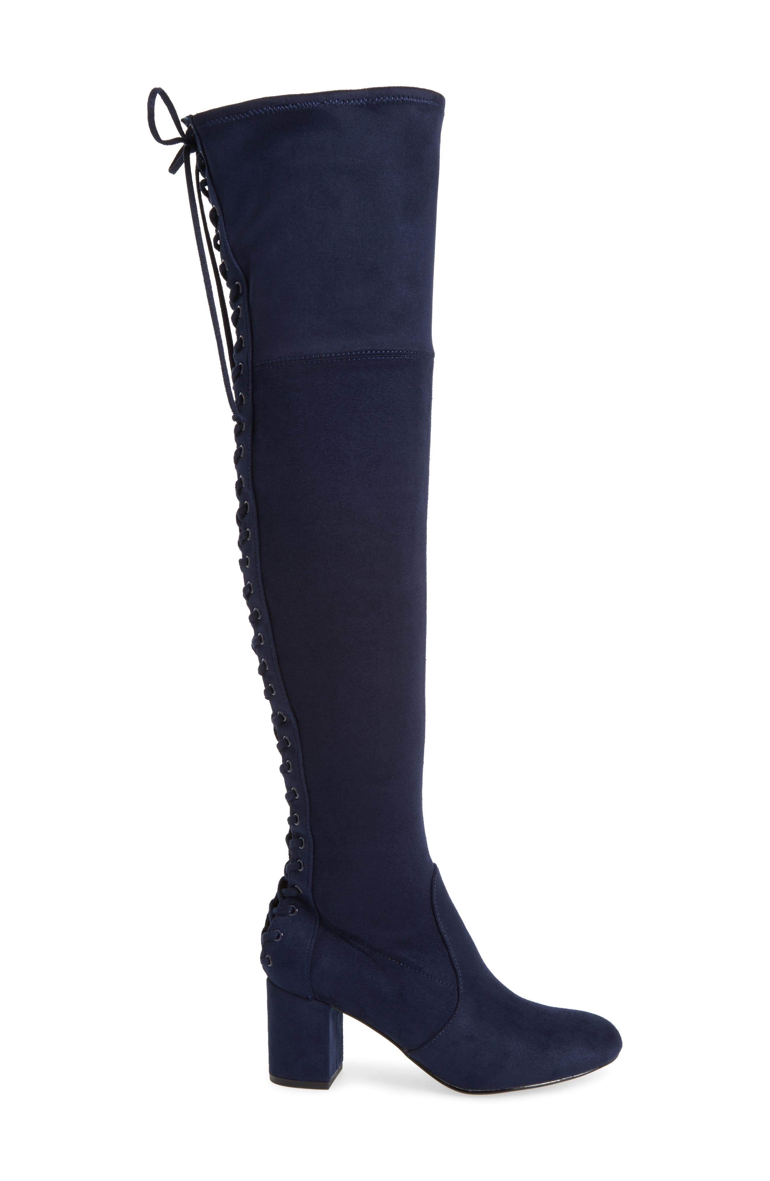 Ollie Over the Knee Boot,                             Alternate thumbnail 9, color,