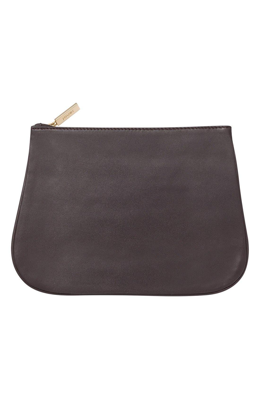 'IT - Chocolate' Cosmetics Bag,                             Main thumbnail 1, color,                             200