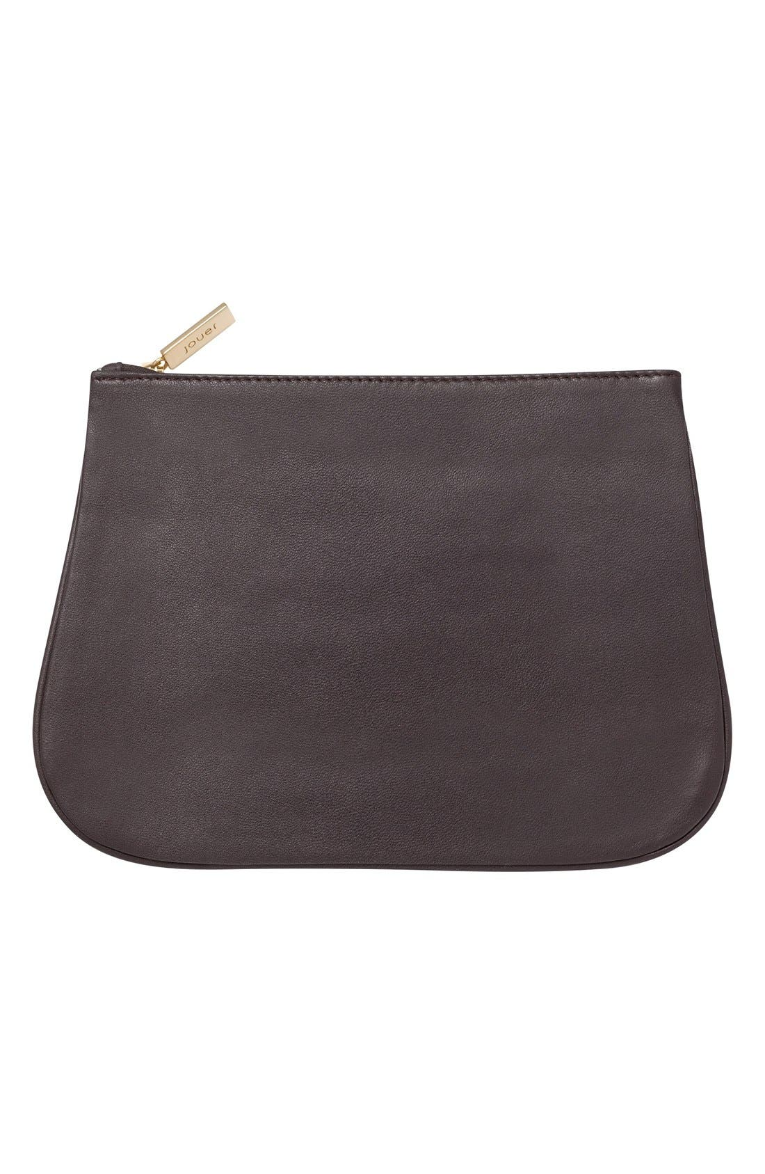 'IT - Chocolate' Cosmetics Bag,                         Main,                         color, 200