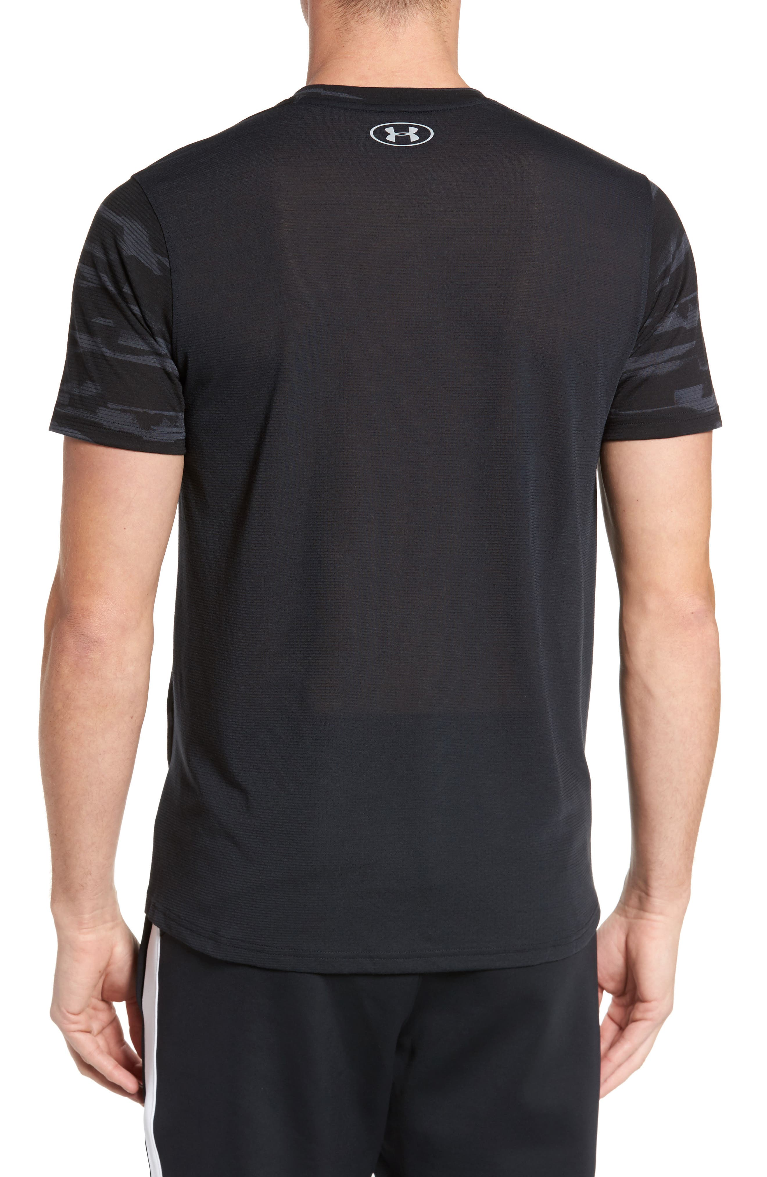 Threadborne Mesh Running T-Shirt,                             Alternate thumbnail 4, color,