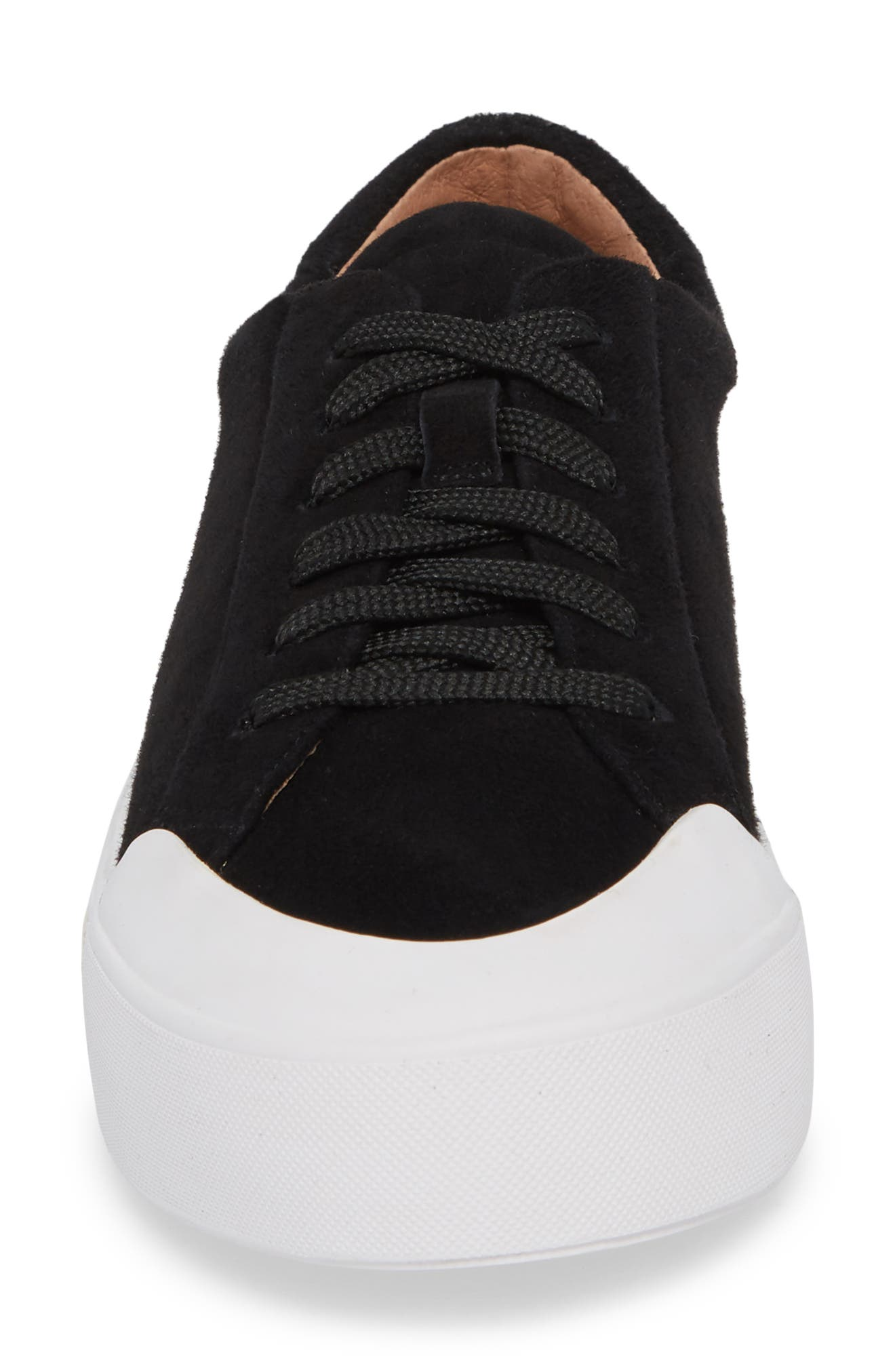 Toran Platform Sneaker,                             Alternate thumbnail 4, color,                             001