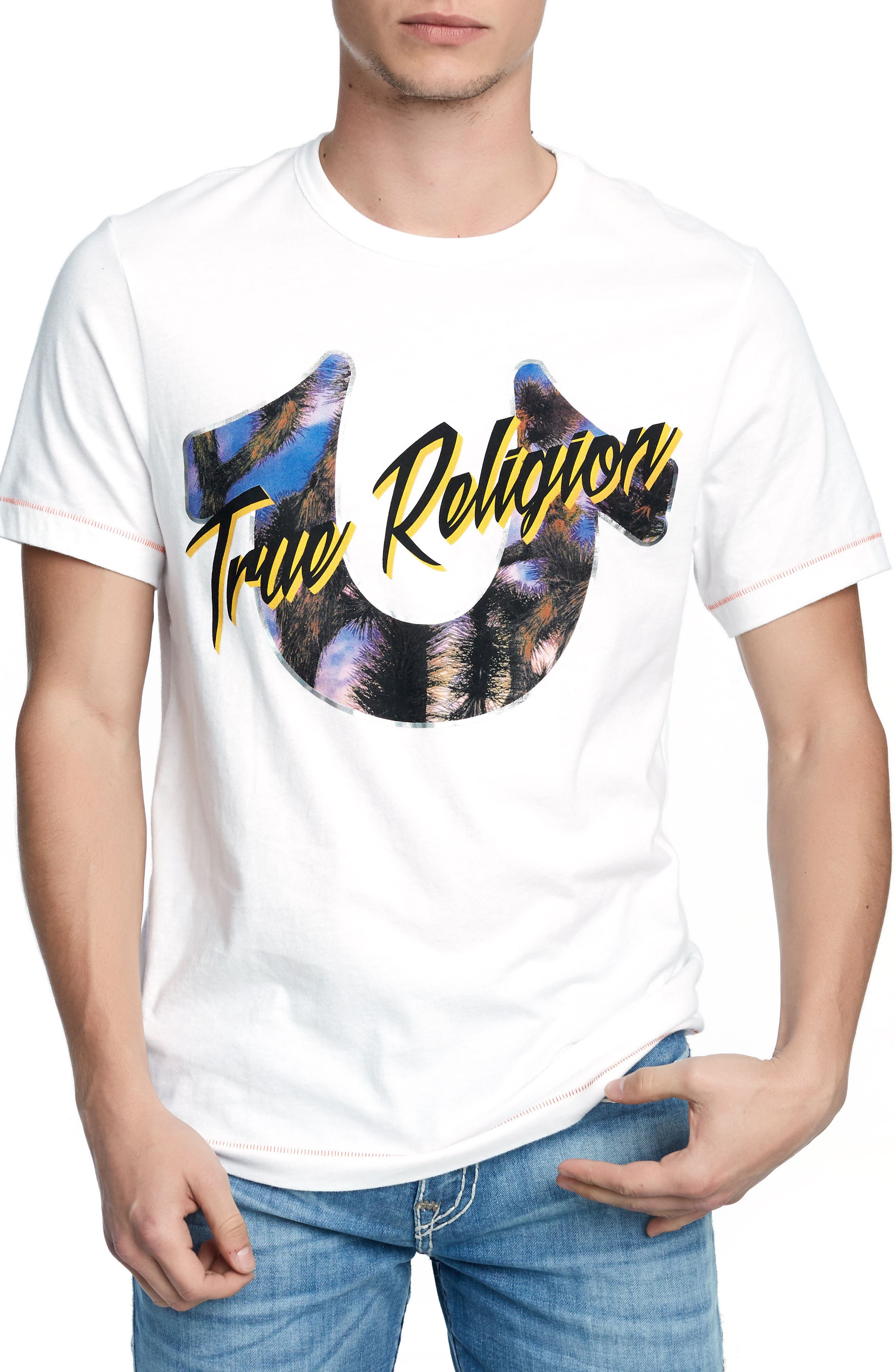 Desert Mirage Logo T-Shirt,                         Main,                         color,