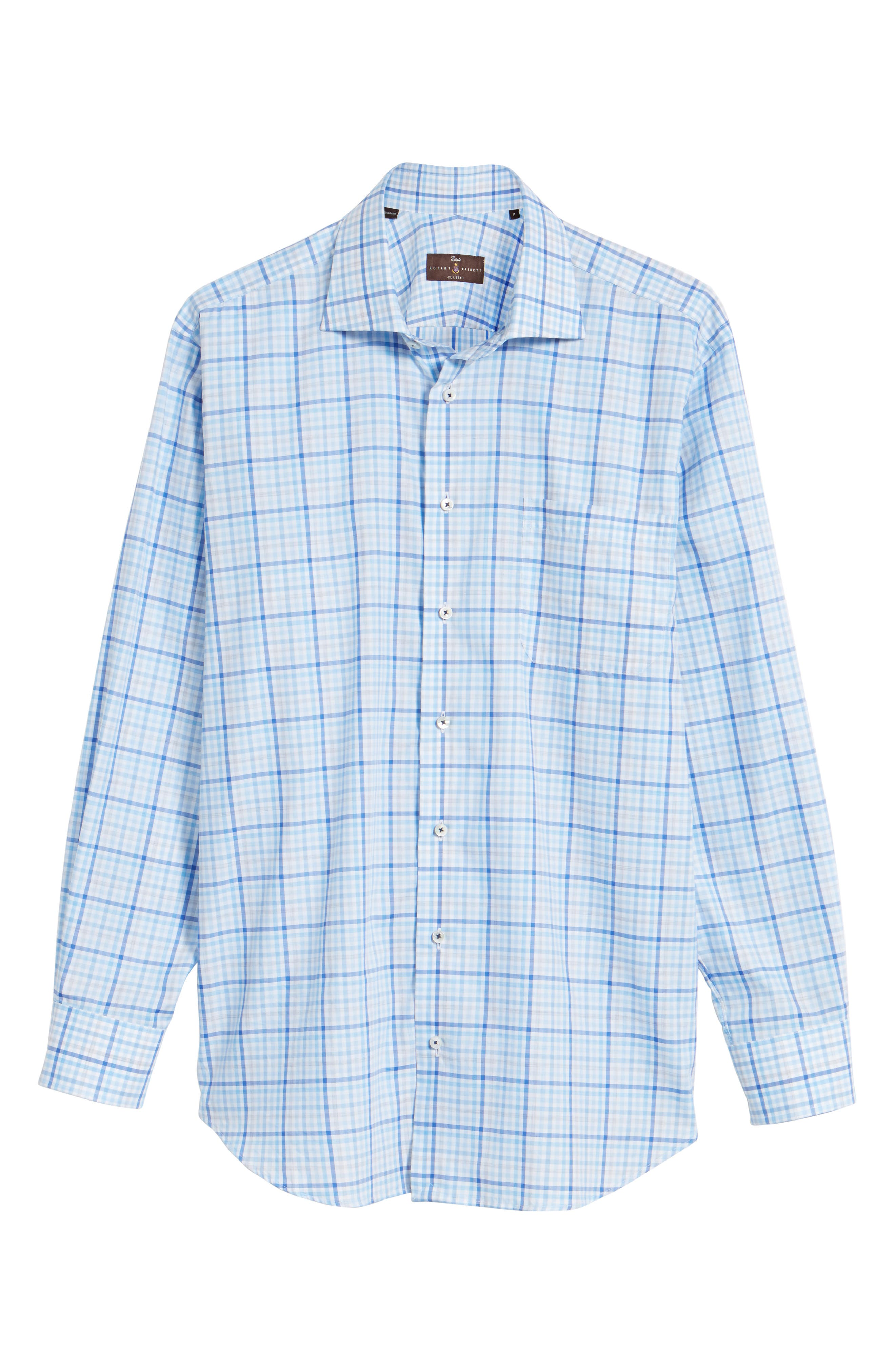Estate Classic Fit Sport Shirt,                             Alternate thumbnail 6, color,                             400