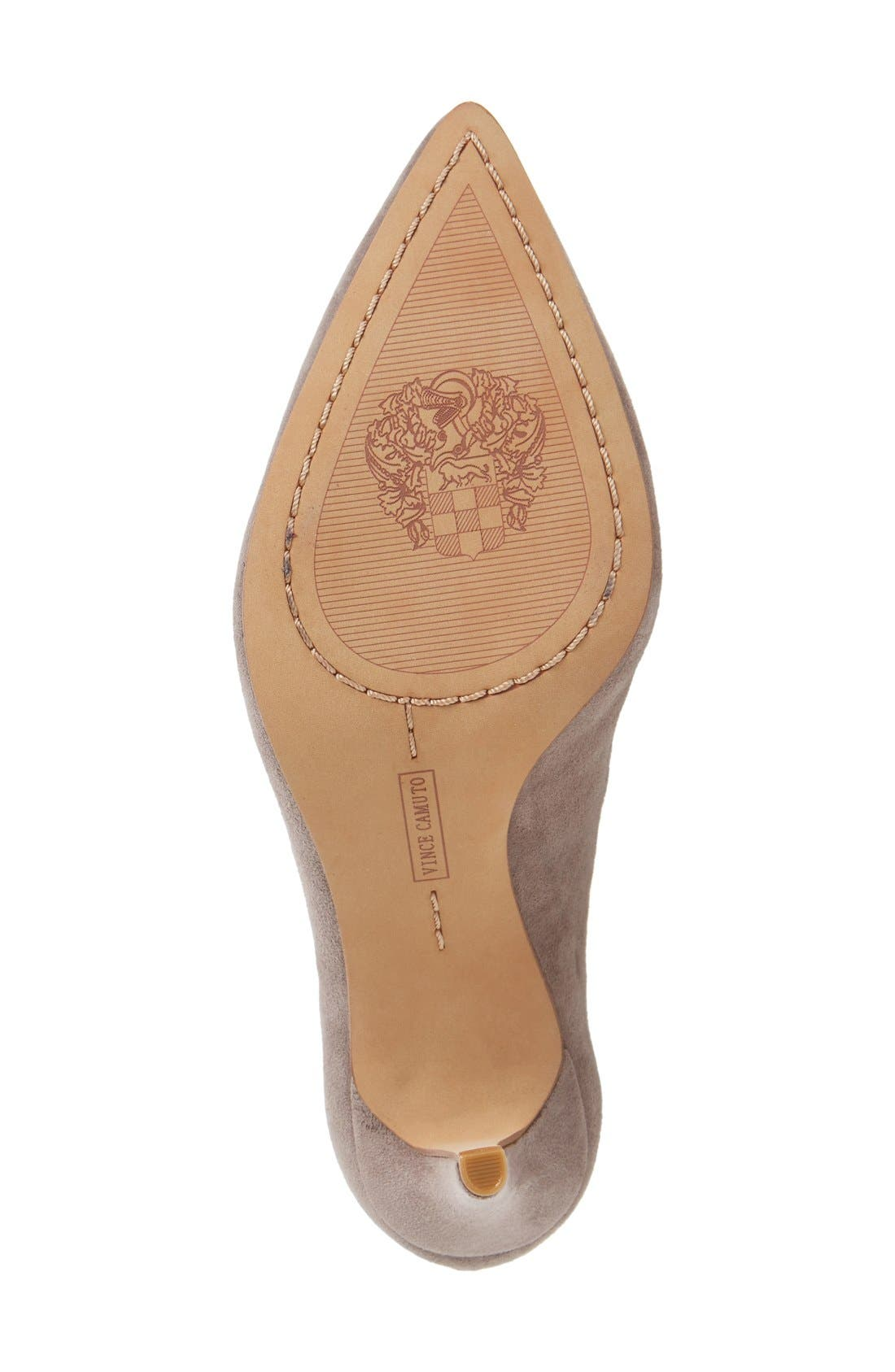 'Bodell' Lace Up Pump,                             Alternate thumbnail 8, color,