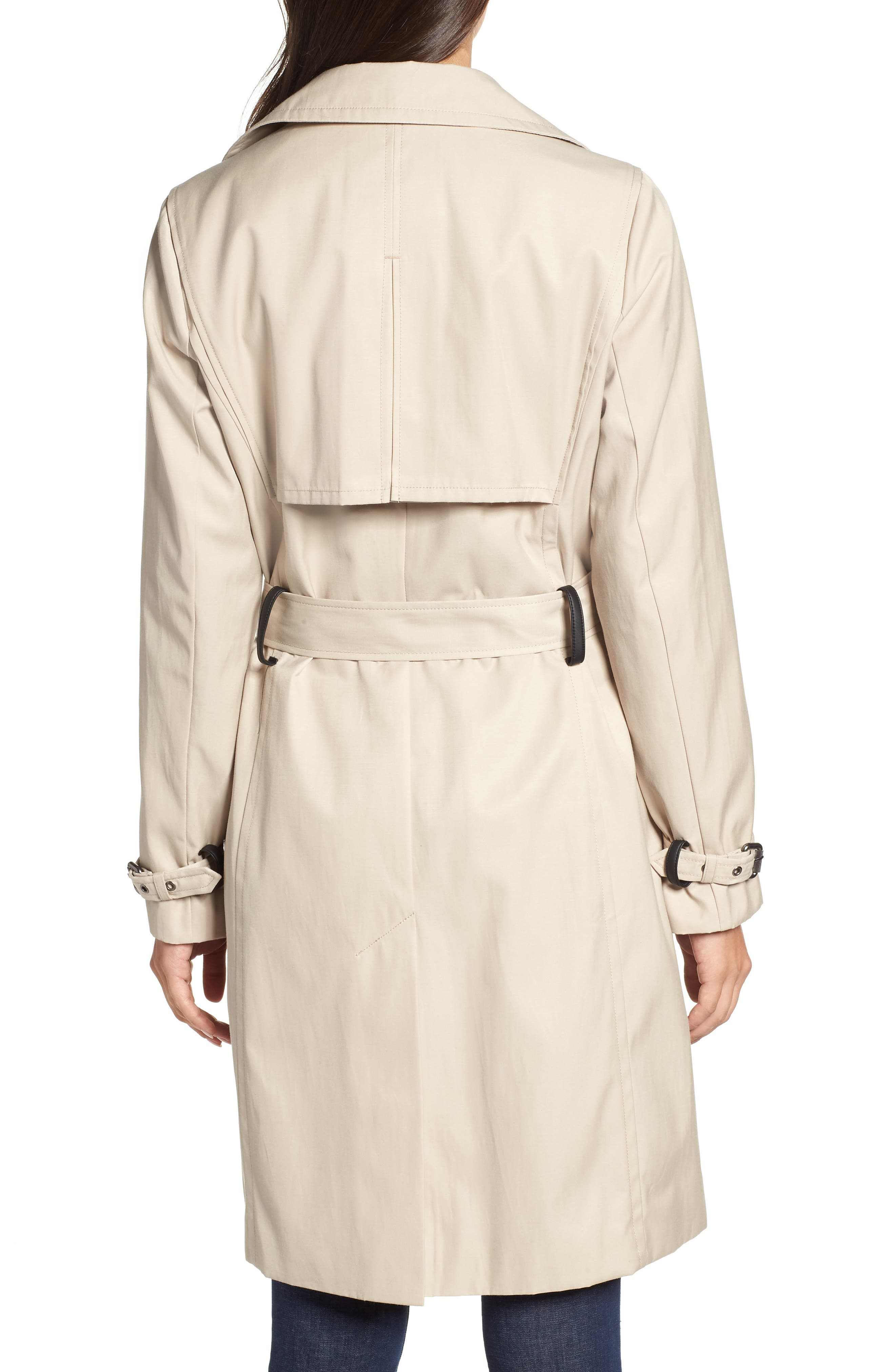 Packable Trench Coat,                             Alternate thumbnail 2, color,                             252
