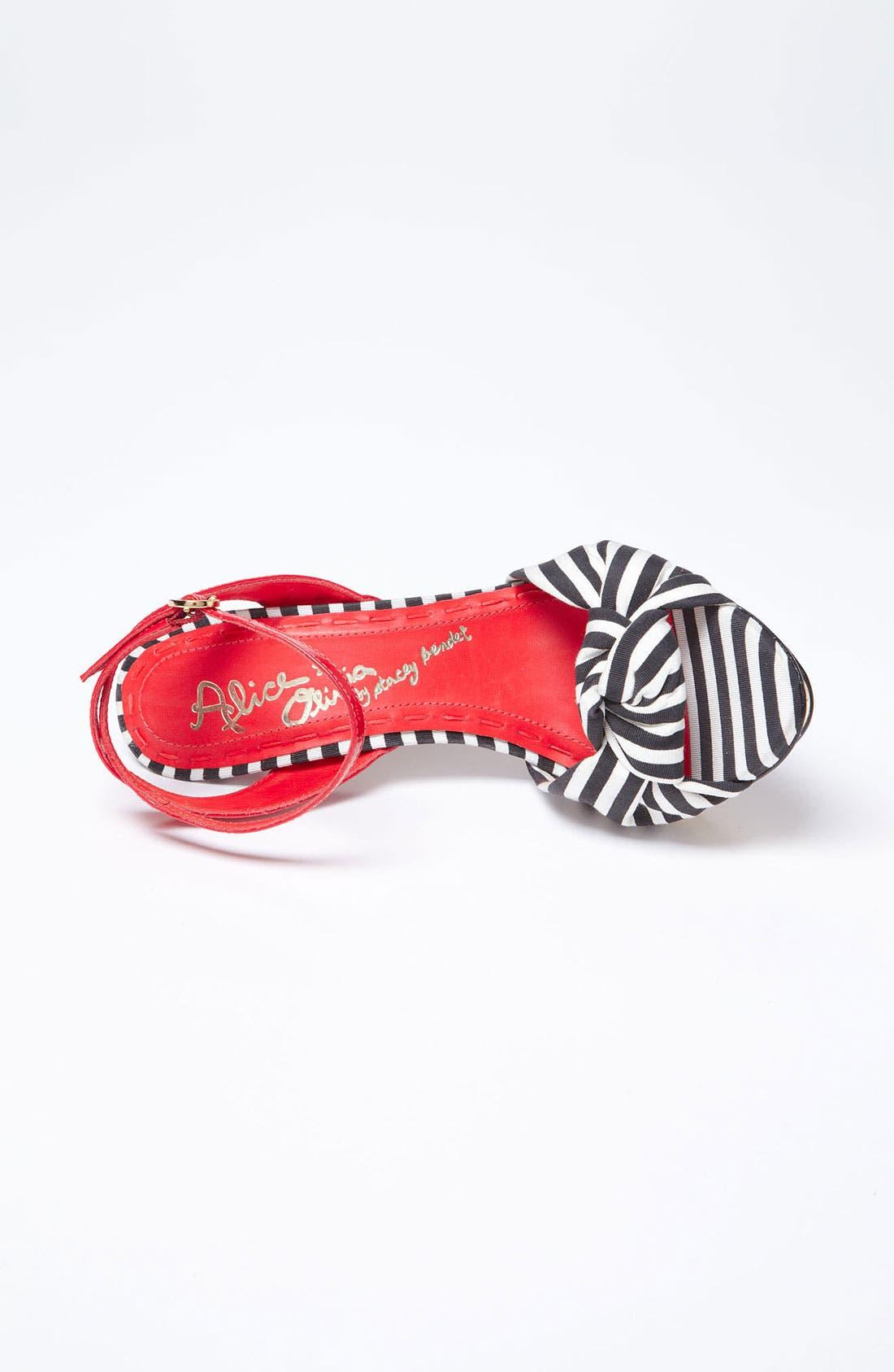 'Petra' Sandal,                             Alternate thumbnail 3, color,                             600