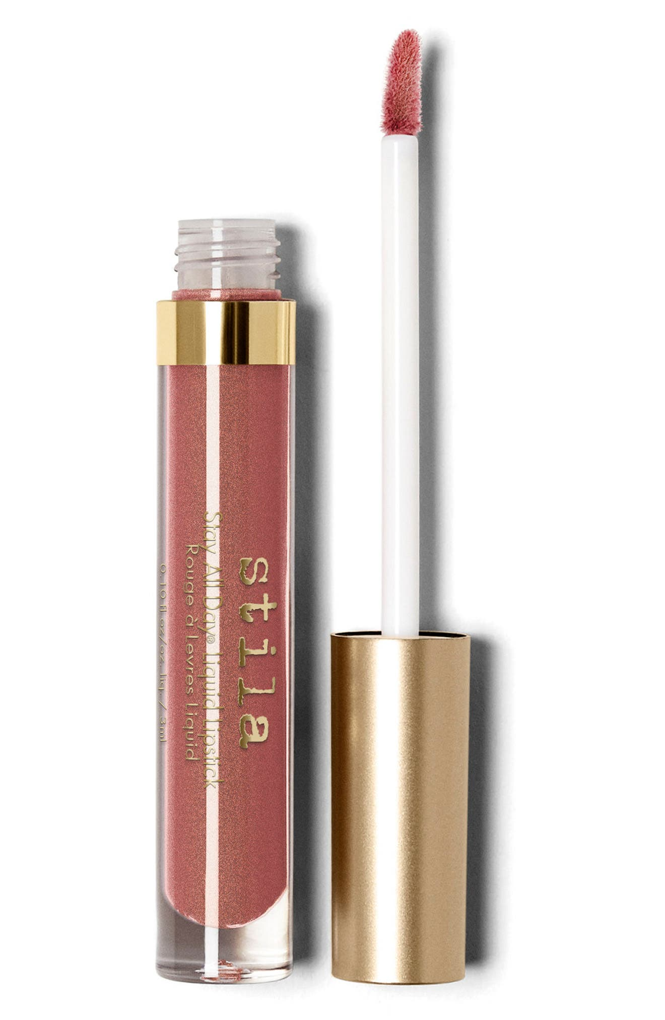 Stay All Day<sup>®</sup> Shimmer Liquid Lipstick,                             Alternate thumbnail 2, color,                             MIELE SHIMMER