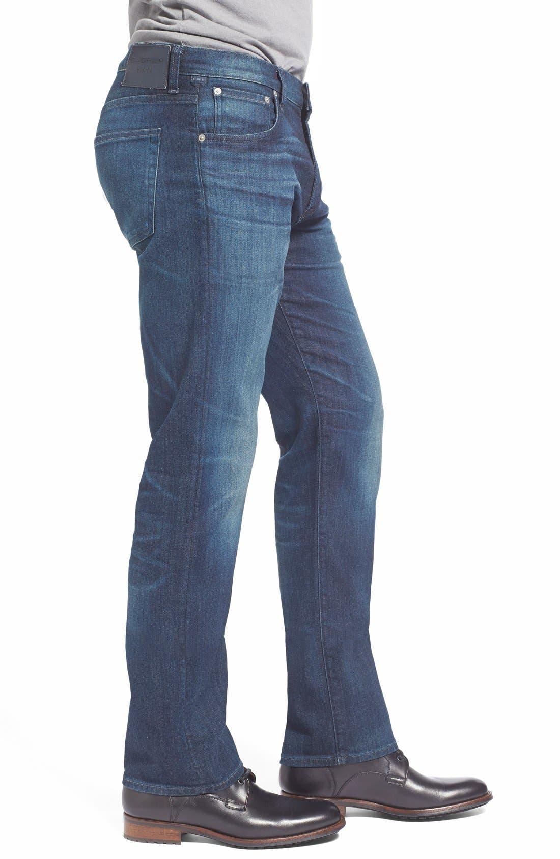 'Sid Classic' Straight Leg Jeans,                             Alternate thumbnail 11, color,                             473