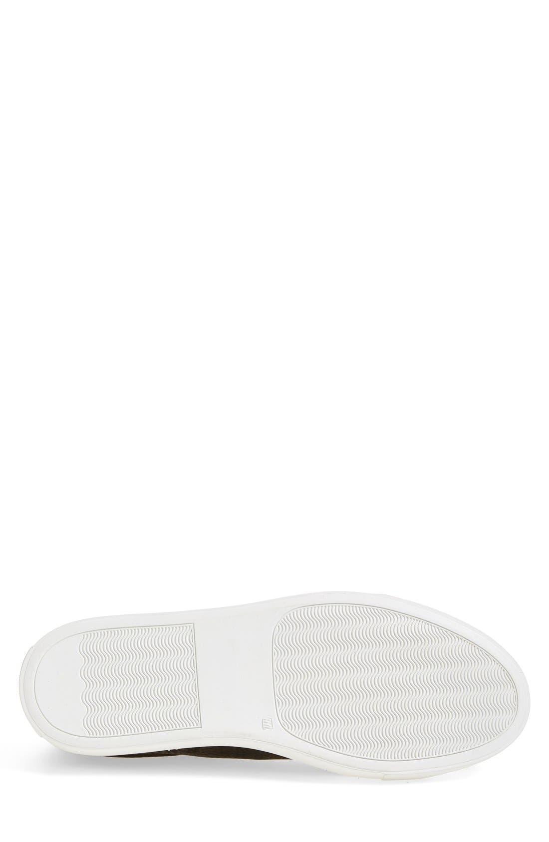 Low Top Sneaker,                             Alternate thumbnail 3, color,                             003