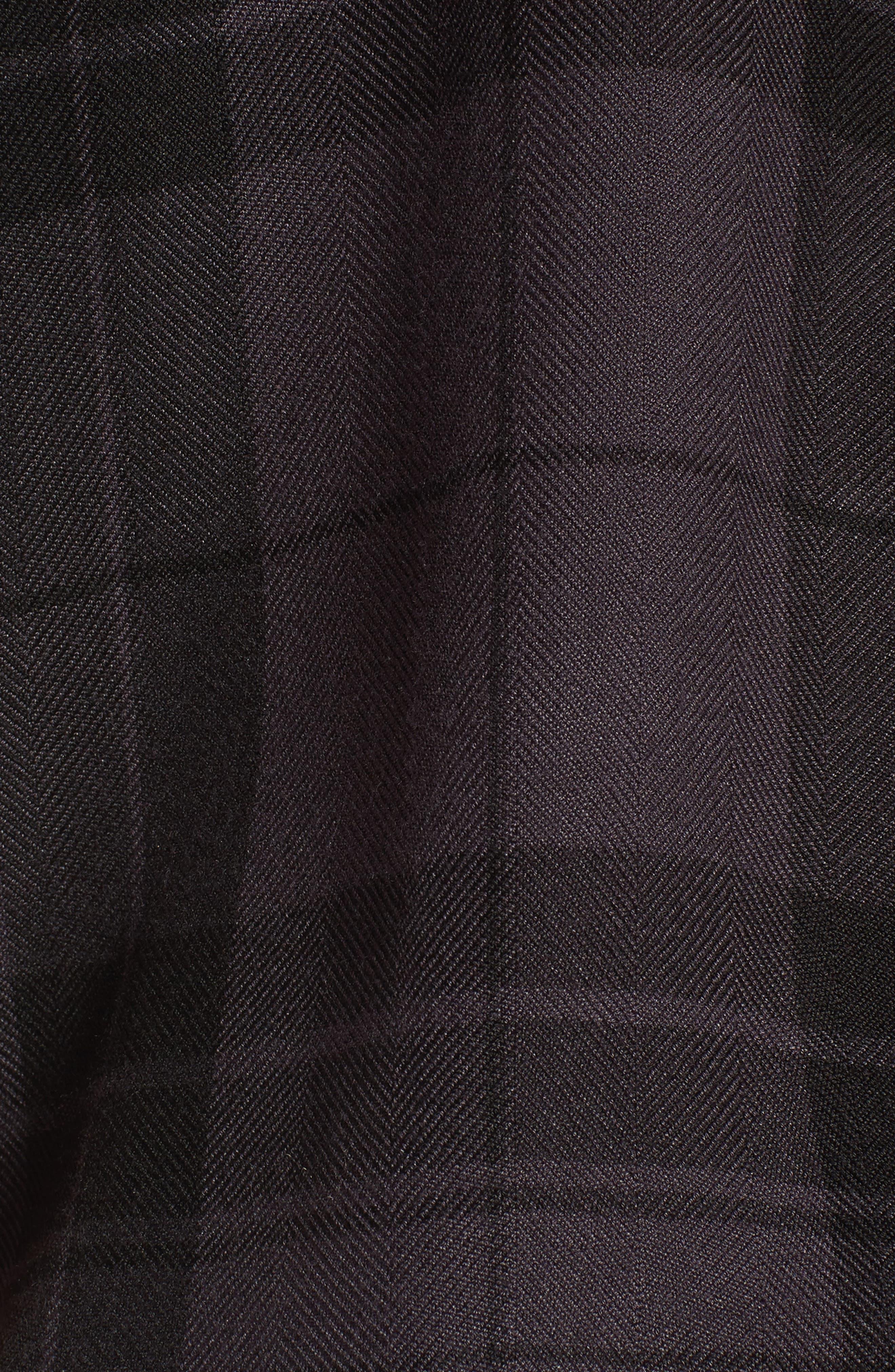 Hunter Plaid Shirt,                             Alternate thumbnail 637, color,