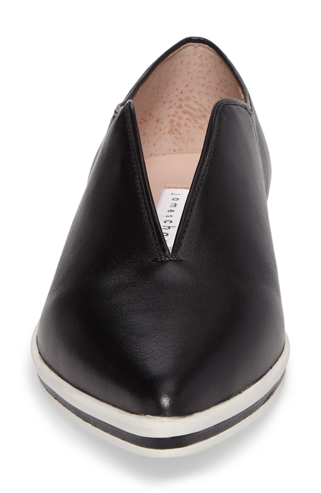 Tisha Slip-On Sneaker,                             Alternate thumbnail 4, color,                             004