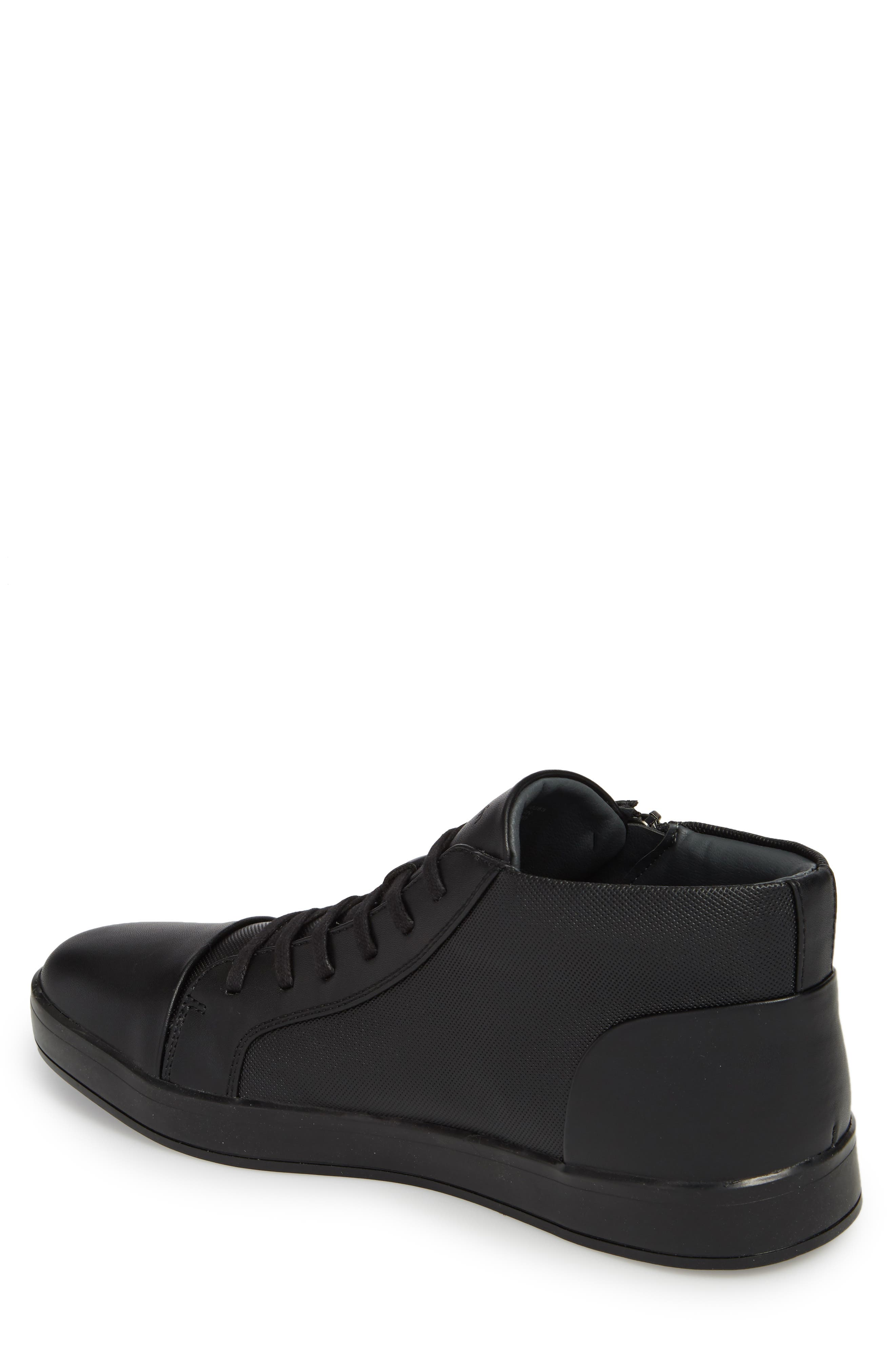 Bozeman High Top Sneaker,                             Alternate thumbnail 2, color,