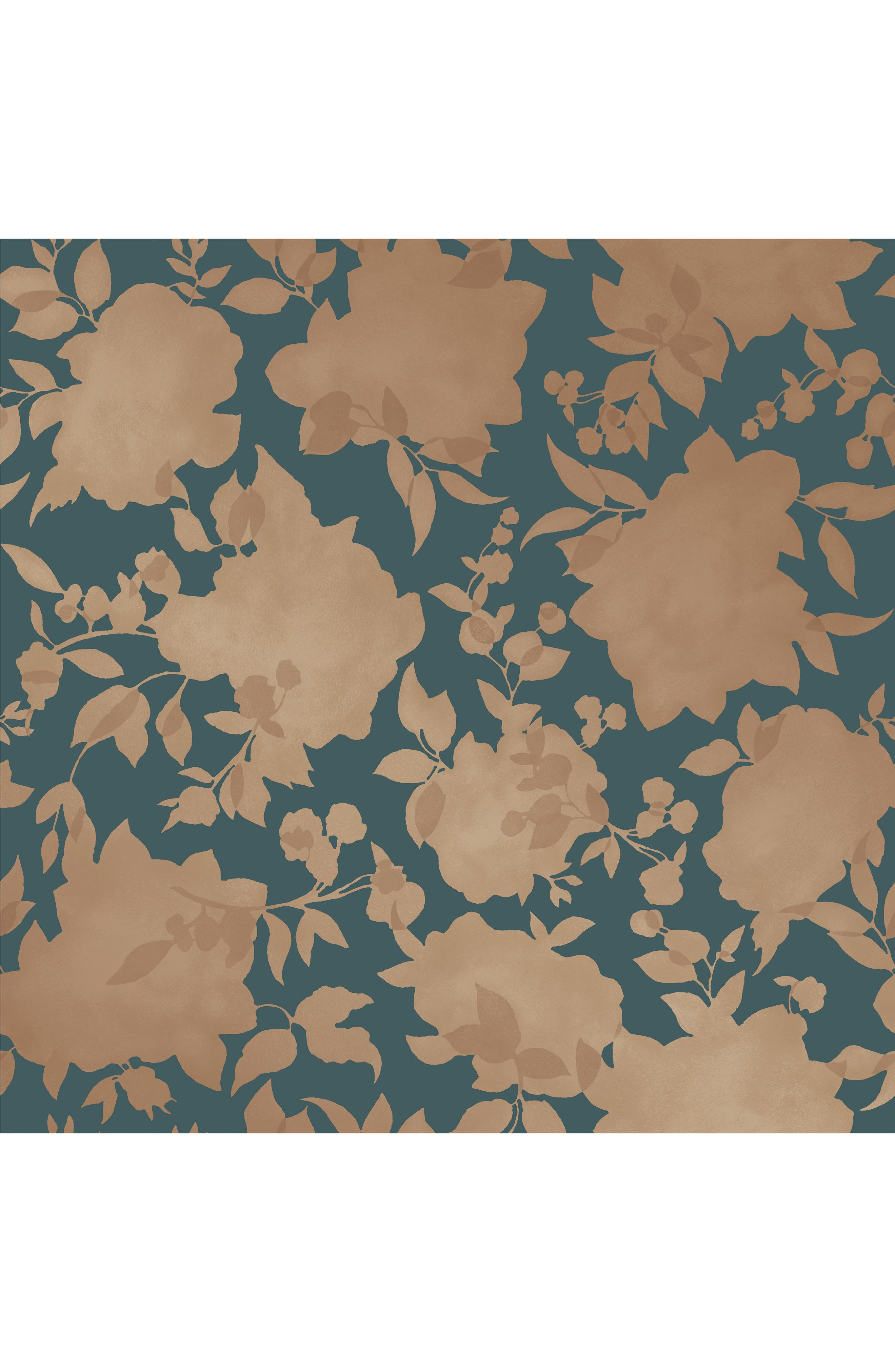 Silhouette Self-Adhesive Vinyl Wallpaper,                             Main thumbnail 2, color,