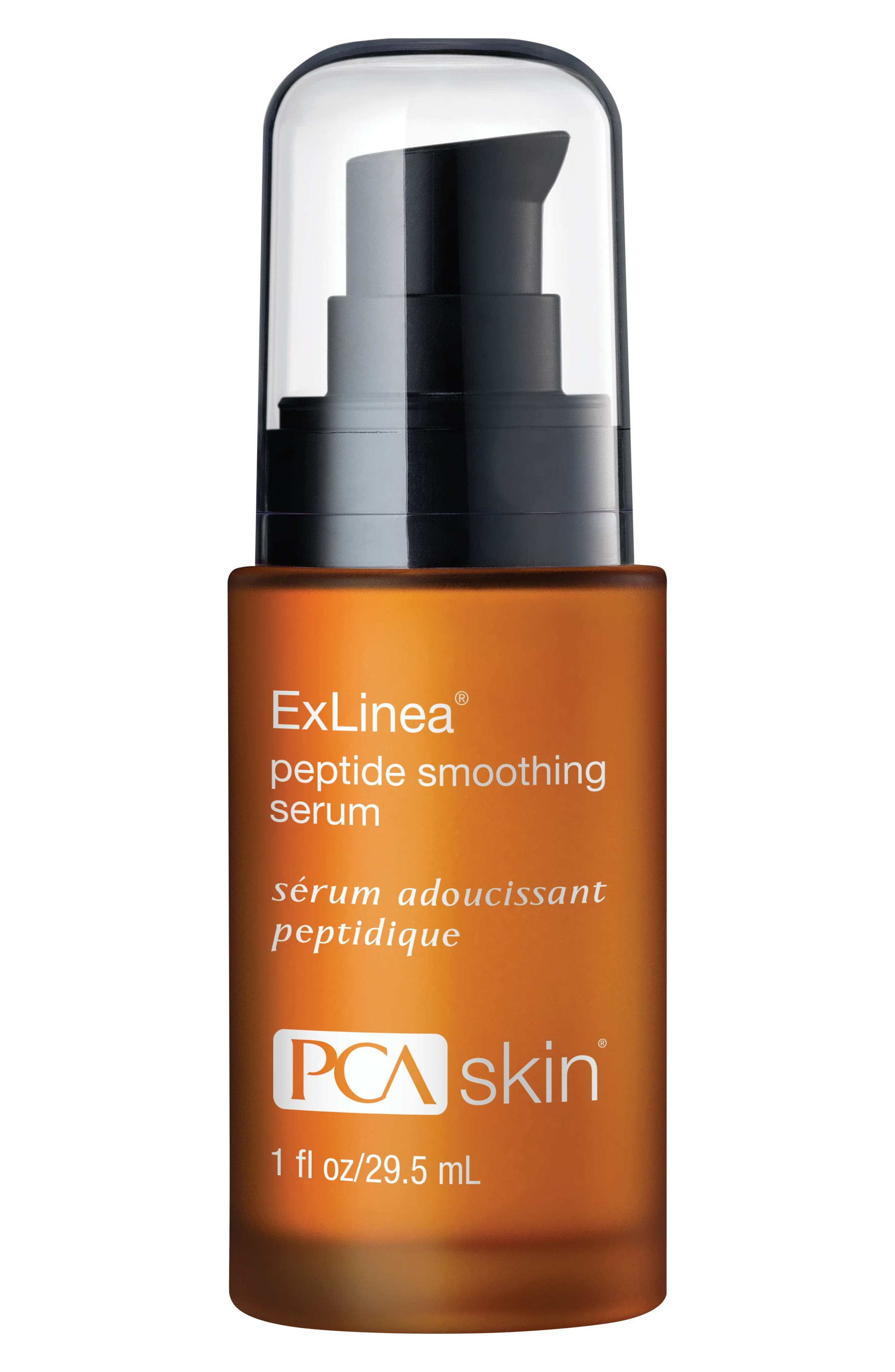 ExLinea Peptide Smoothing Serum,                             Main thumbnail 1, color,                             NO COLOR
