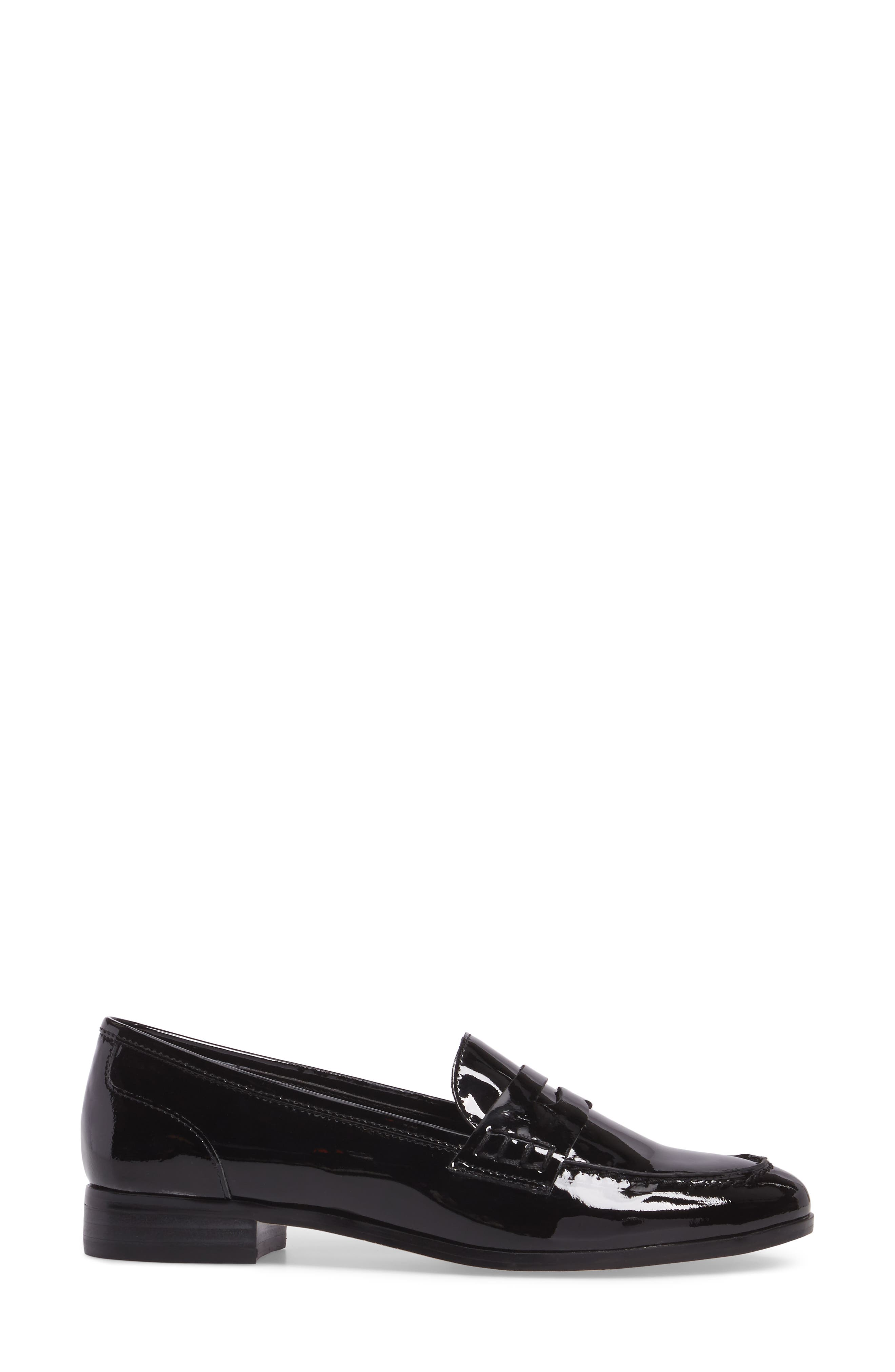 Georgie Penny Loafer,                             Alternate thumbnail 6, color,