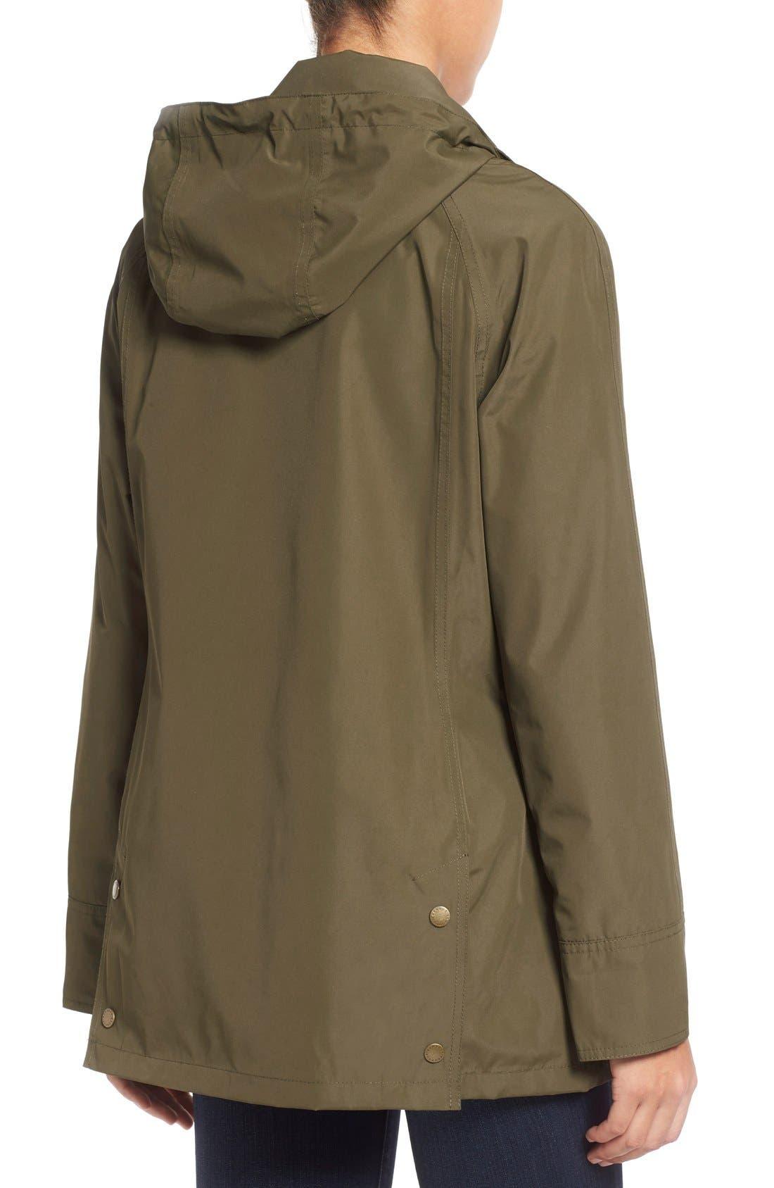 'Wytherstone' Waterproof Rain Jacket,                             Alternate thumbnail 3, color,                             300