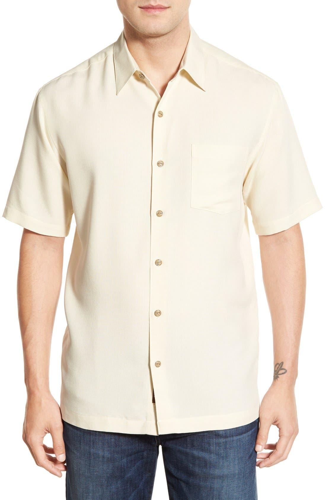 'Wind N Sea' Regular Fit Sport Shirt,                             Main thumbnail 5, color,