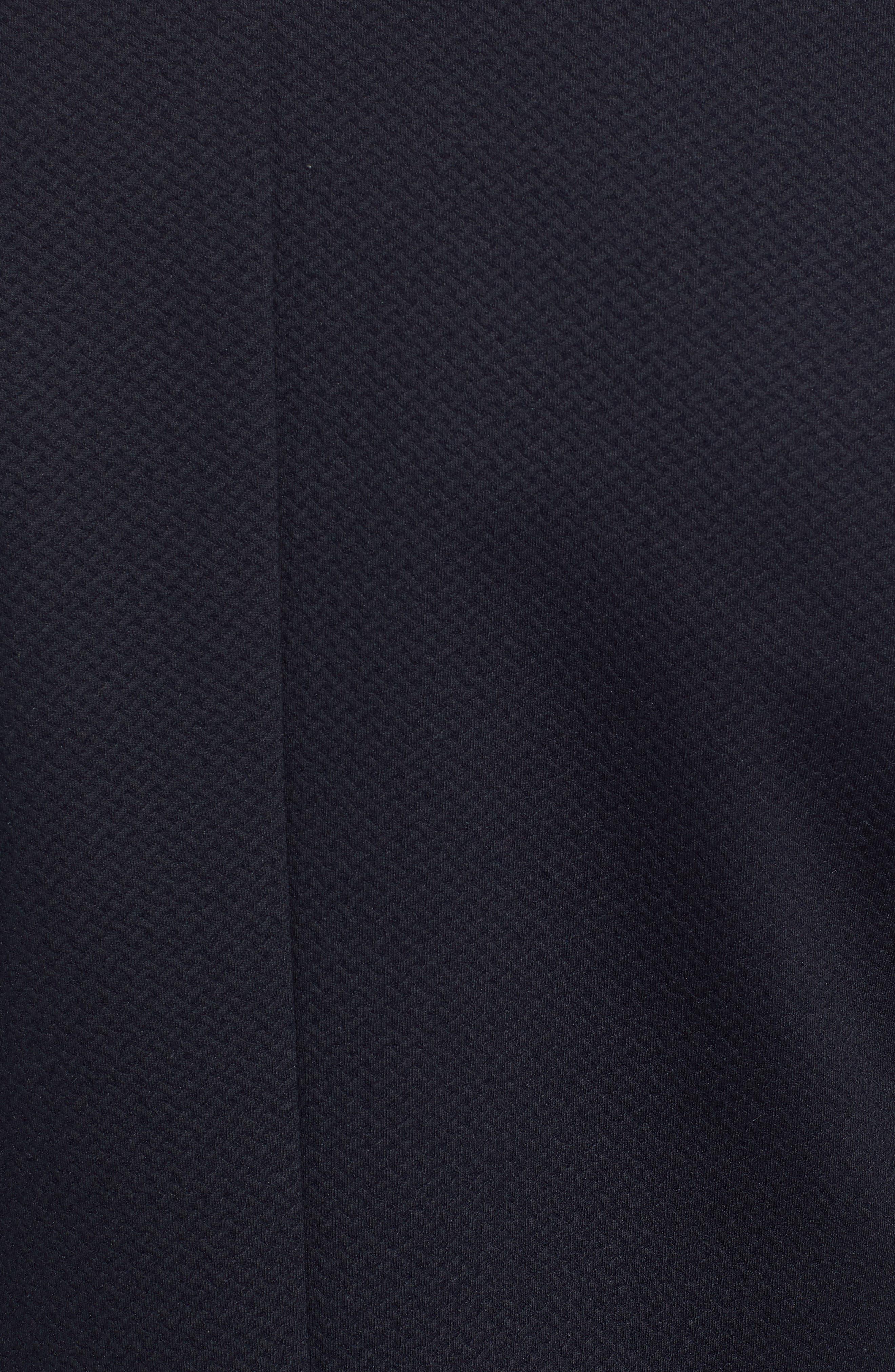Stretch Cotton Sport Coat,                             Alternate thumbnail 6, color,                             MIDNIGHT