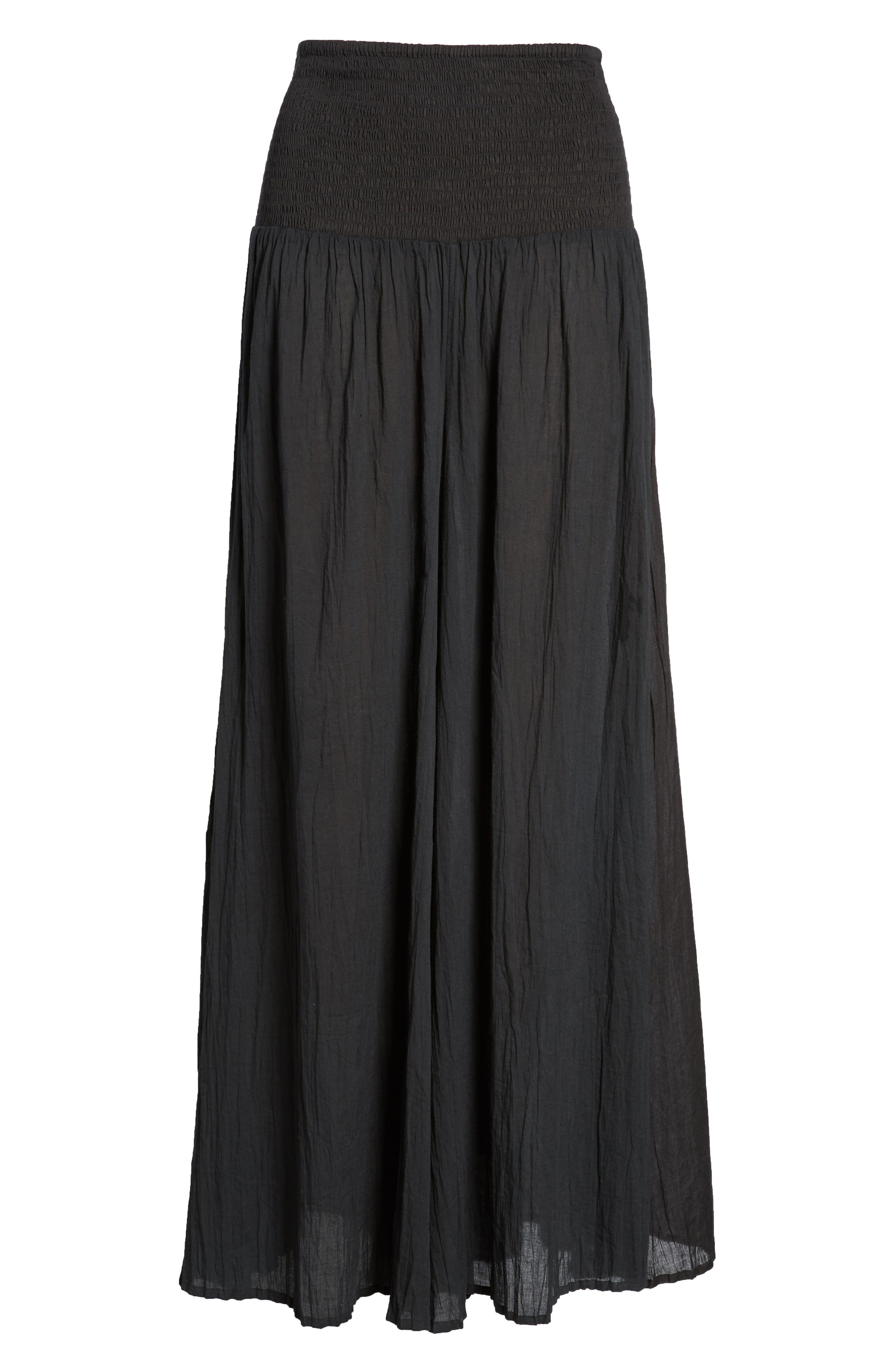 High Roads Wide Leg Pants,                             Alternate thumbnail 7, color,