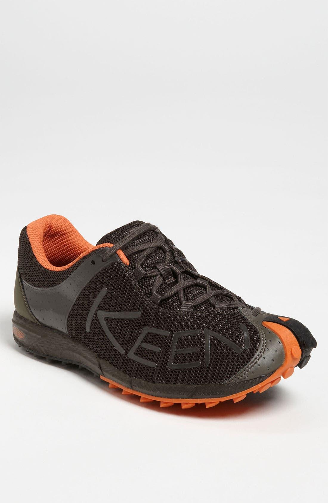 'A86 TR' Trail Running Shoe,                             Main thumbnail 1, color,                             001
