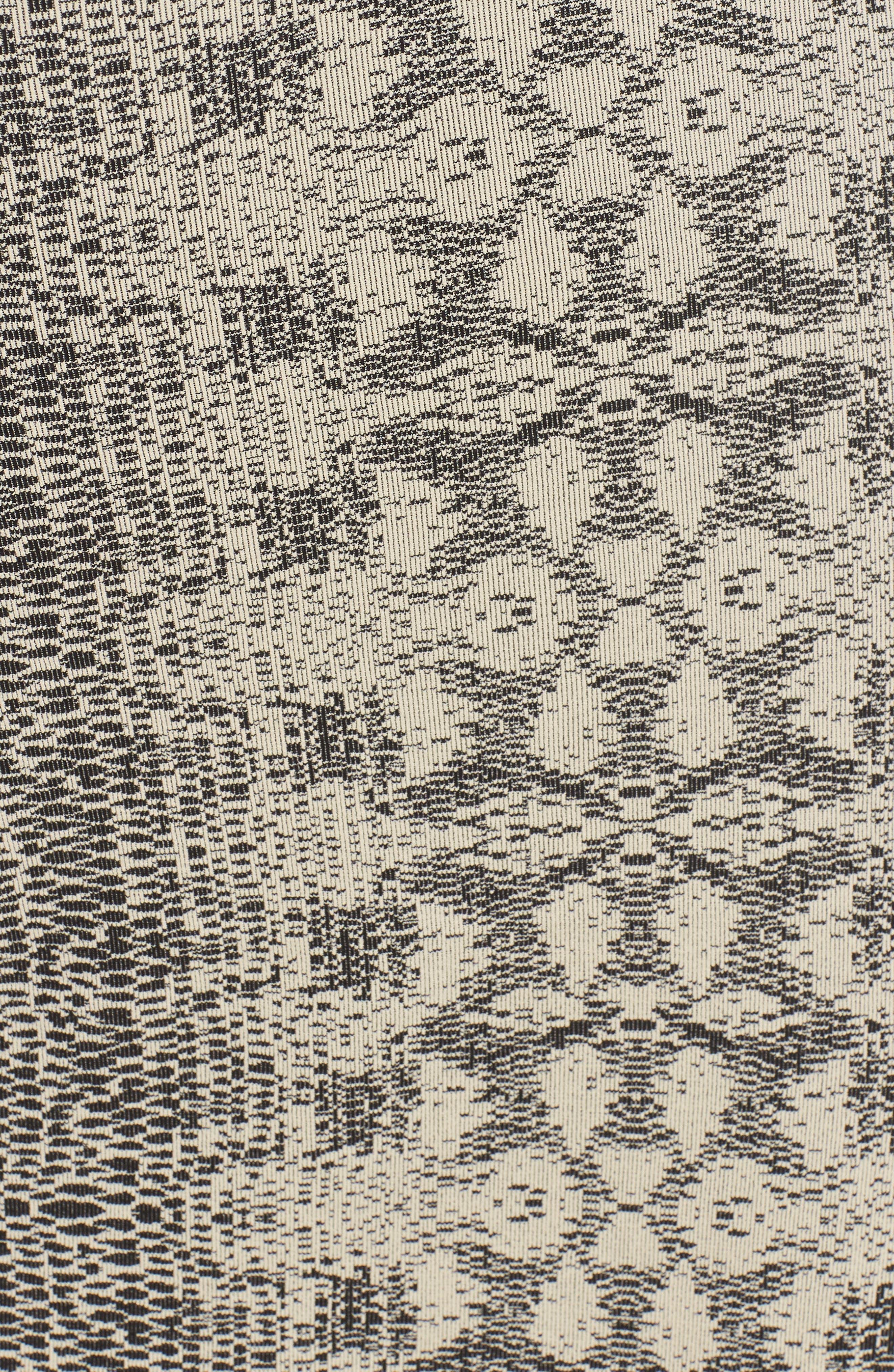 Snake Print Maternity Maxi Dress,                             Alternate thumbnail 5, color,                             900