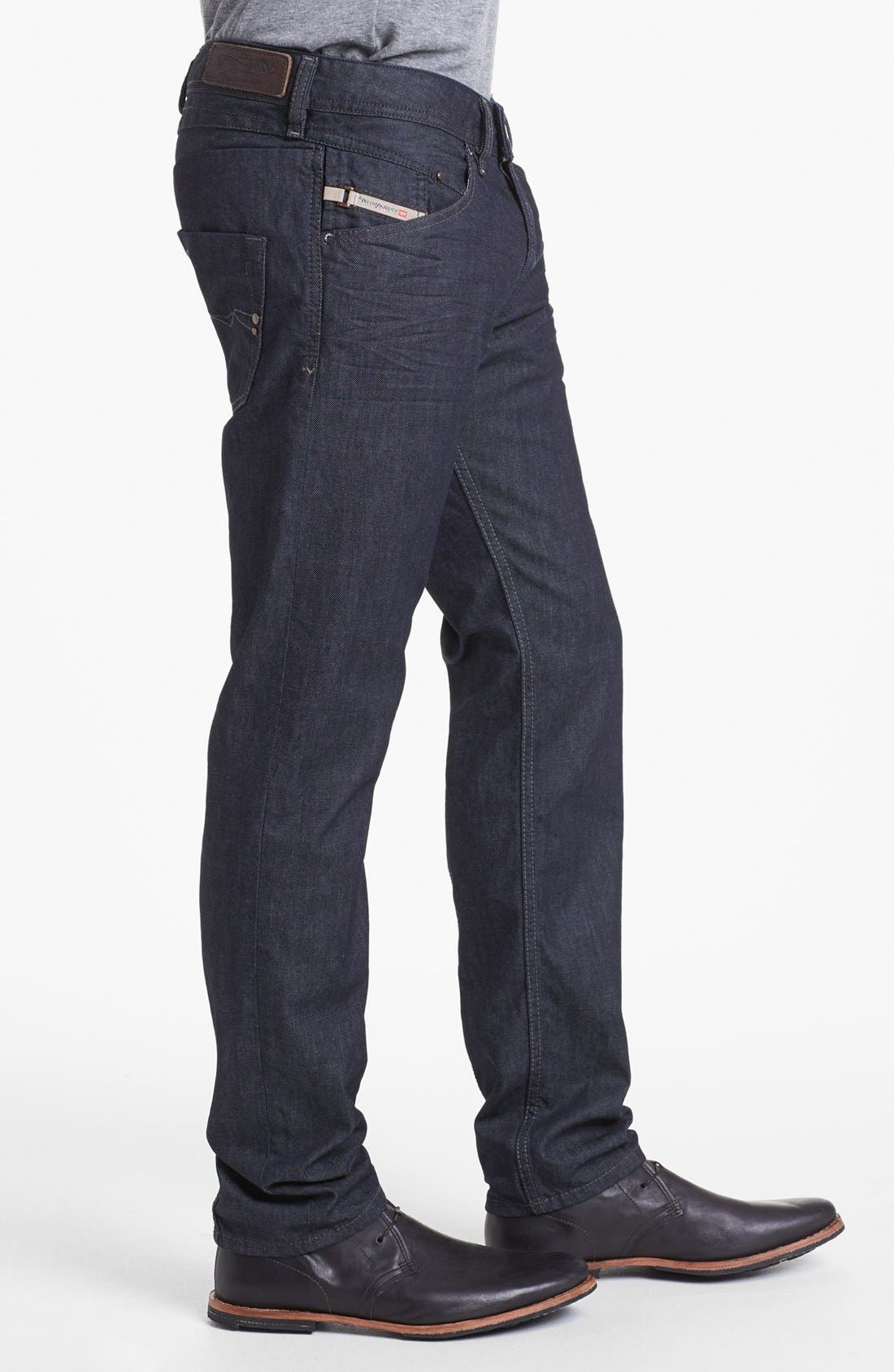 'Belther' Slim Fit Jeans,                             Alternate thumbnail 2, color,                             400