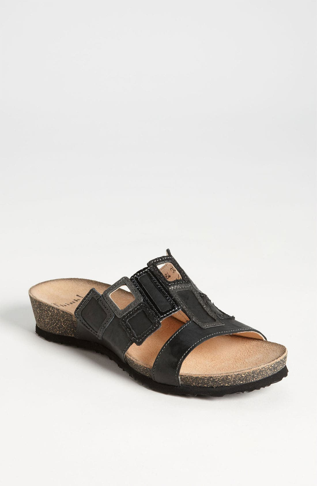 'Dumia' Sandal,                             Main thumbnail 2, color,