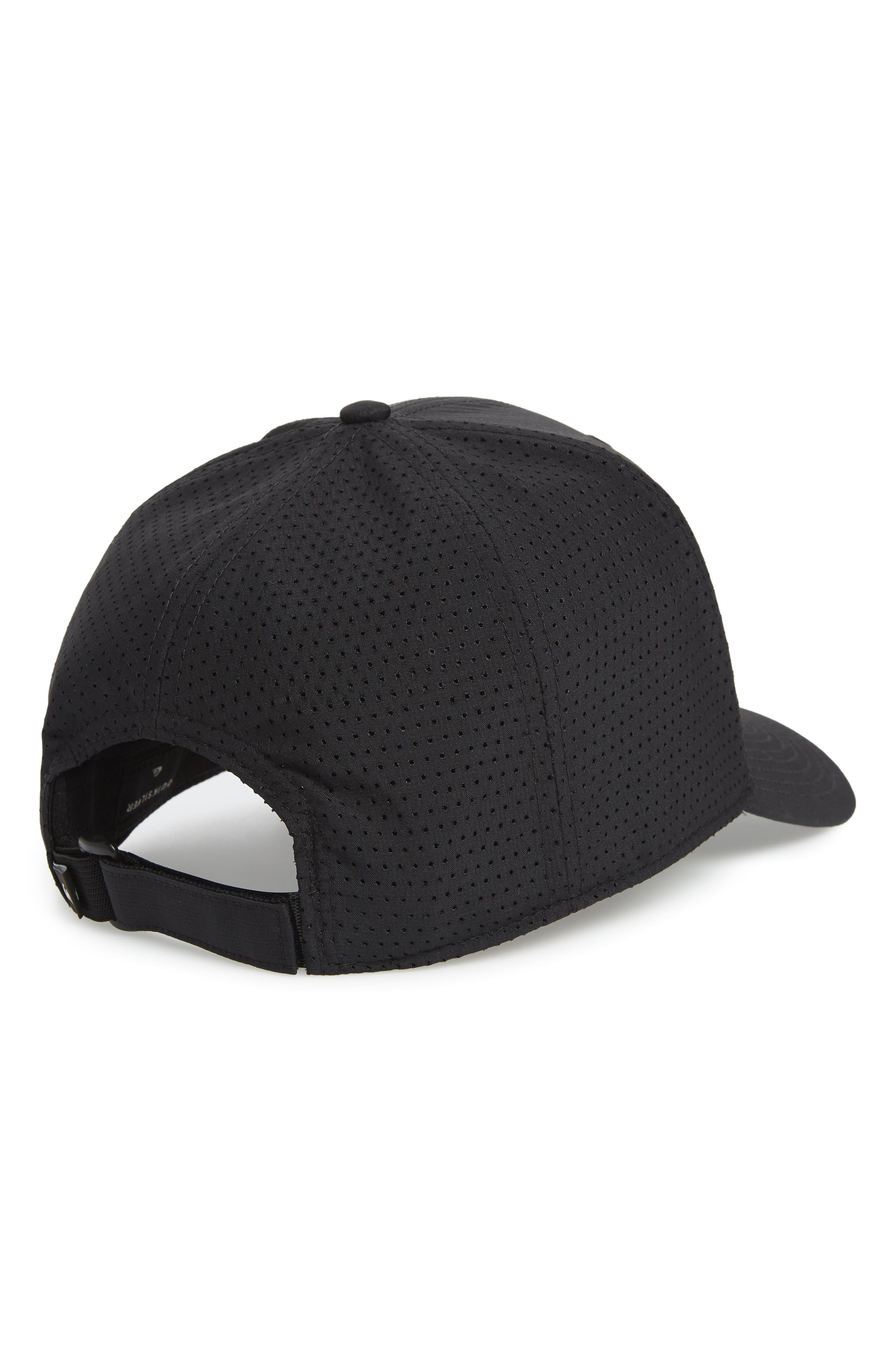 Technabutter 2 Baseball Cap,                             Alternate thumbnail 2, color,                             BLACK
