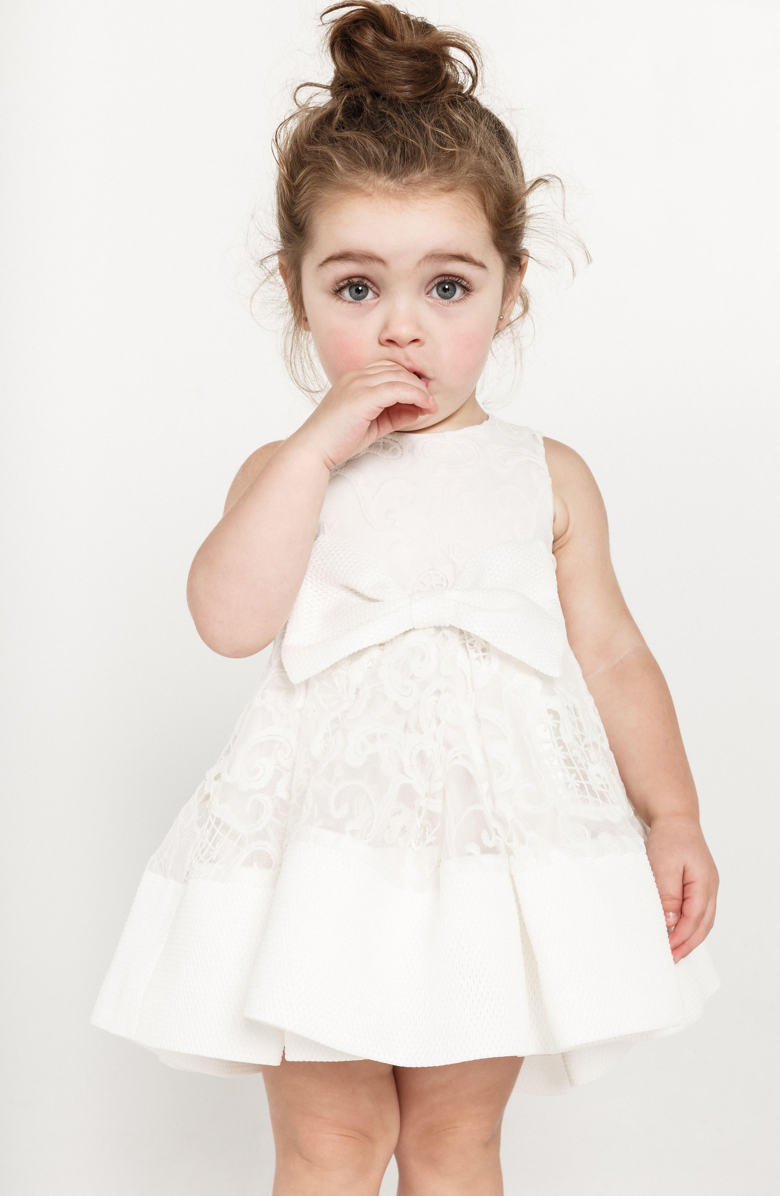 Ana Starlet Dress,                             Alternate thumbnail 3, color,                             907