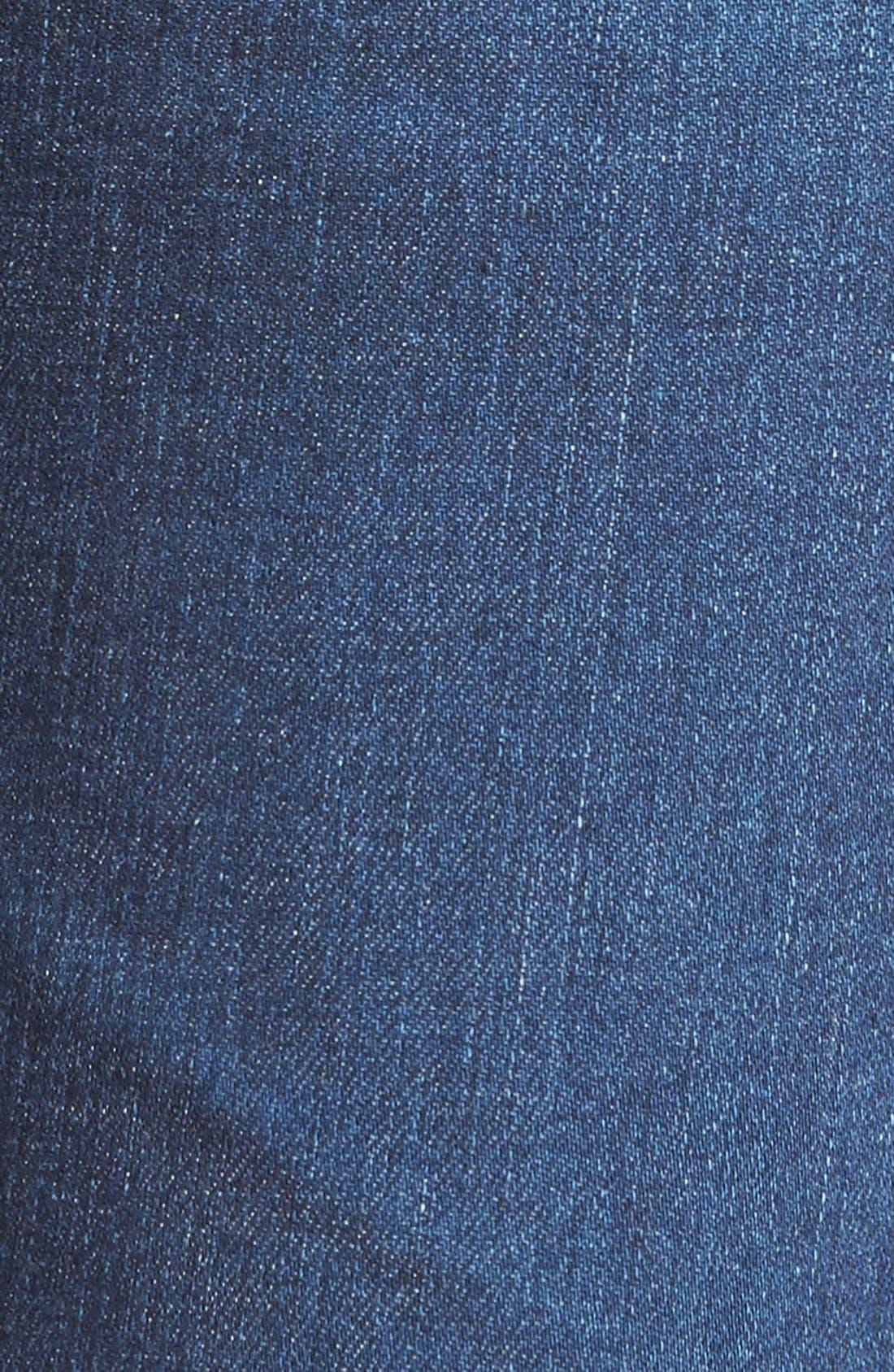 'The Legging' Super Skinny Jeans,                             Alternate thumbnail 32, color,