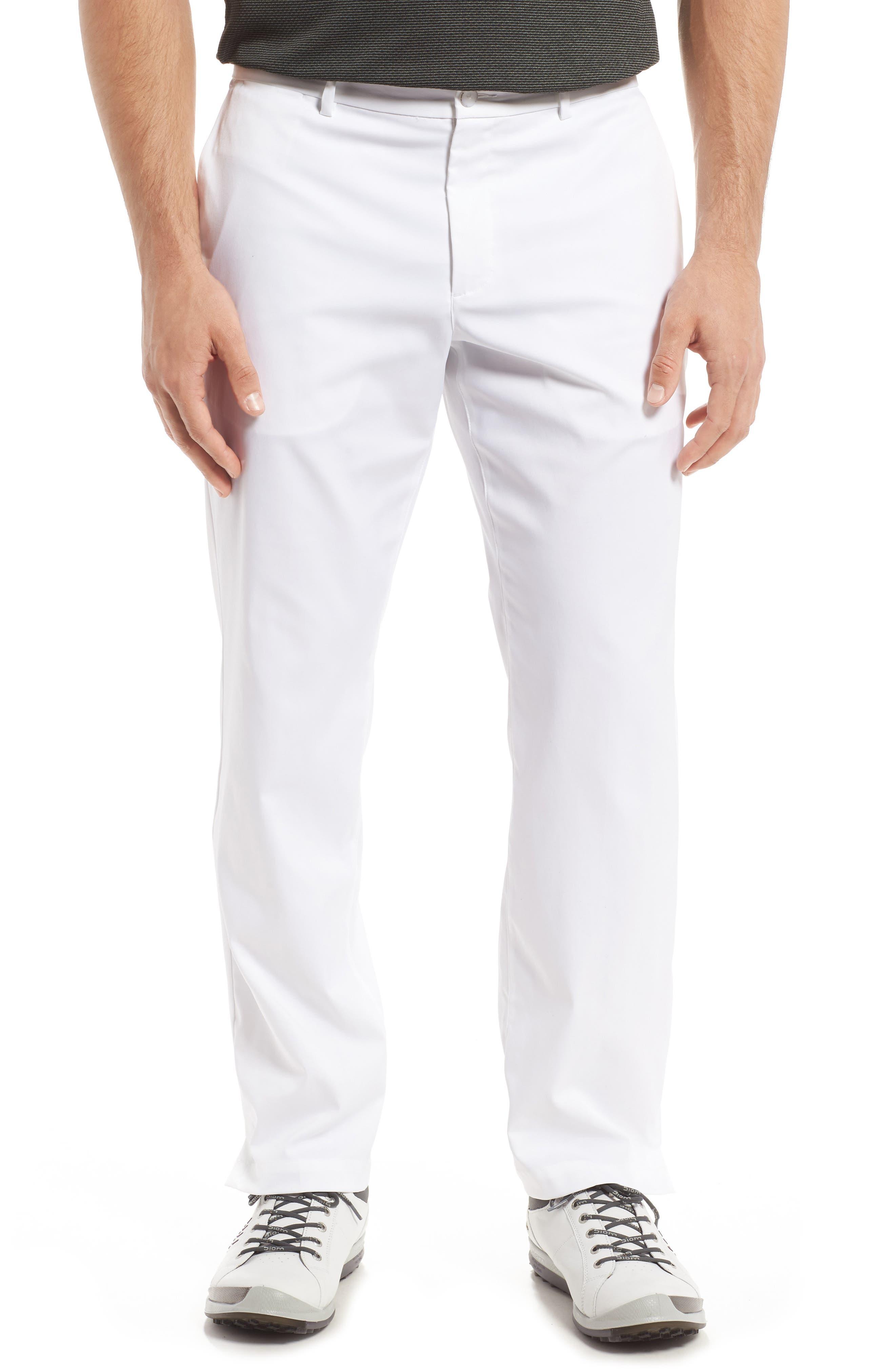 Flat Front Dri-FIT Tech Golf Pants,                             Main thumbnail 6, color,