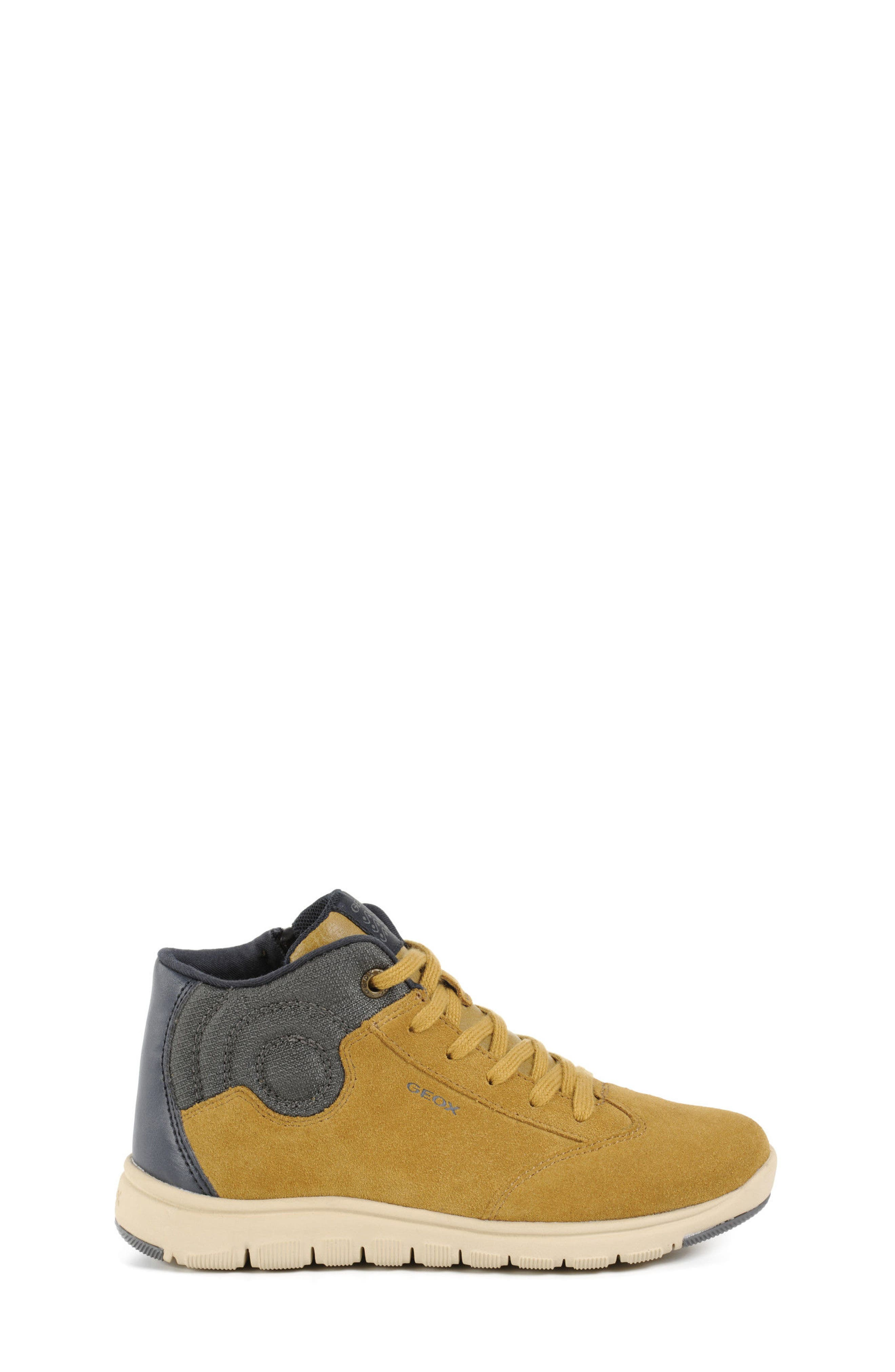 Xunday Mid Top Sneaker,                             Alternate thumbnail 3, color,                             020