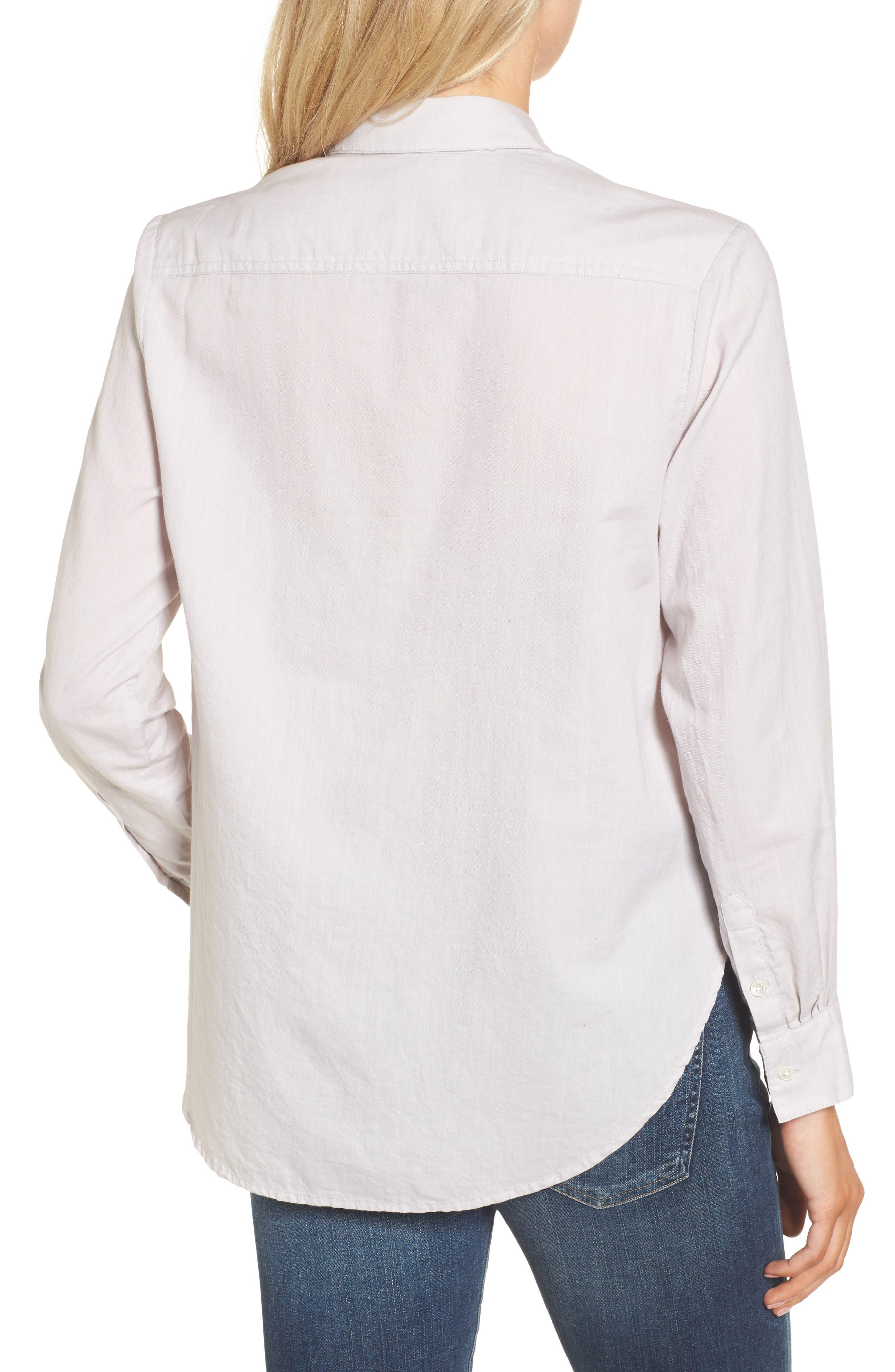Little Boy Shirt,                             Alternate thumbnail 2, color,                             026
