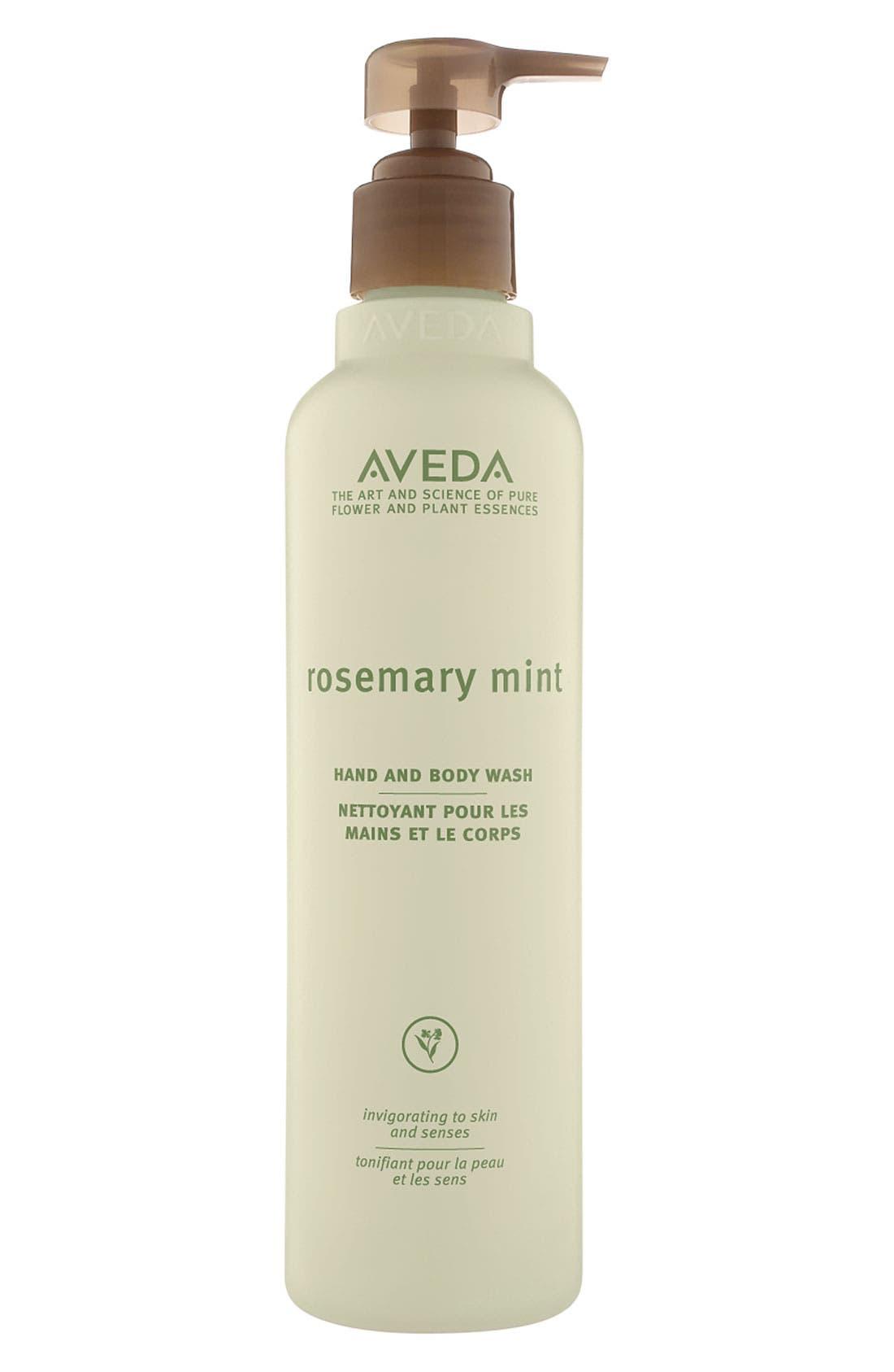 Rosemary Mint Hand & Body Wash,                         Main,                         color, 000