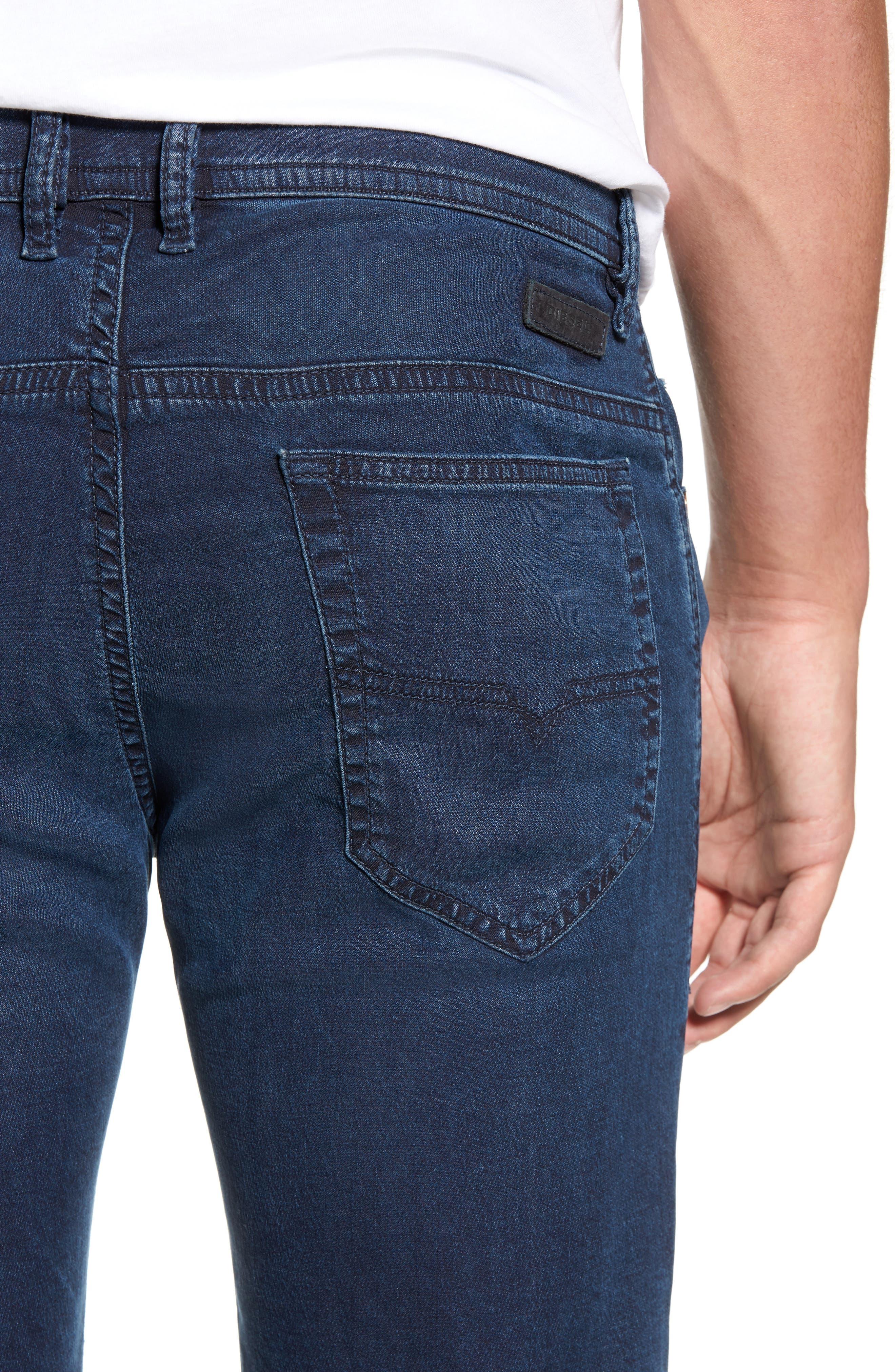 Thommer Slim Fit Jeans,                             Alternate thumbnail 4, color,                             0688J