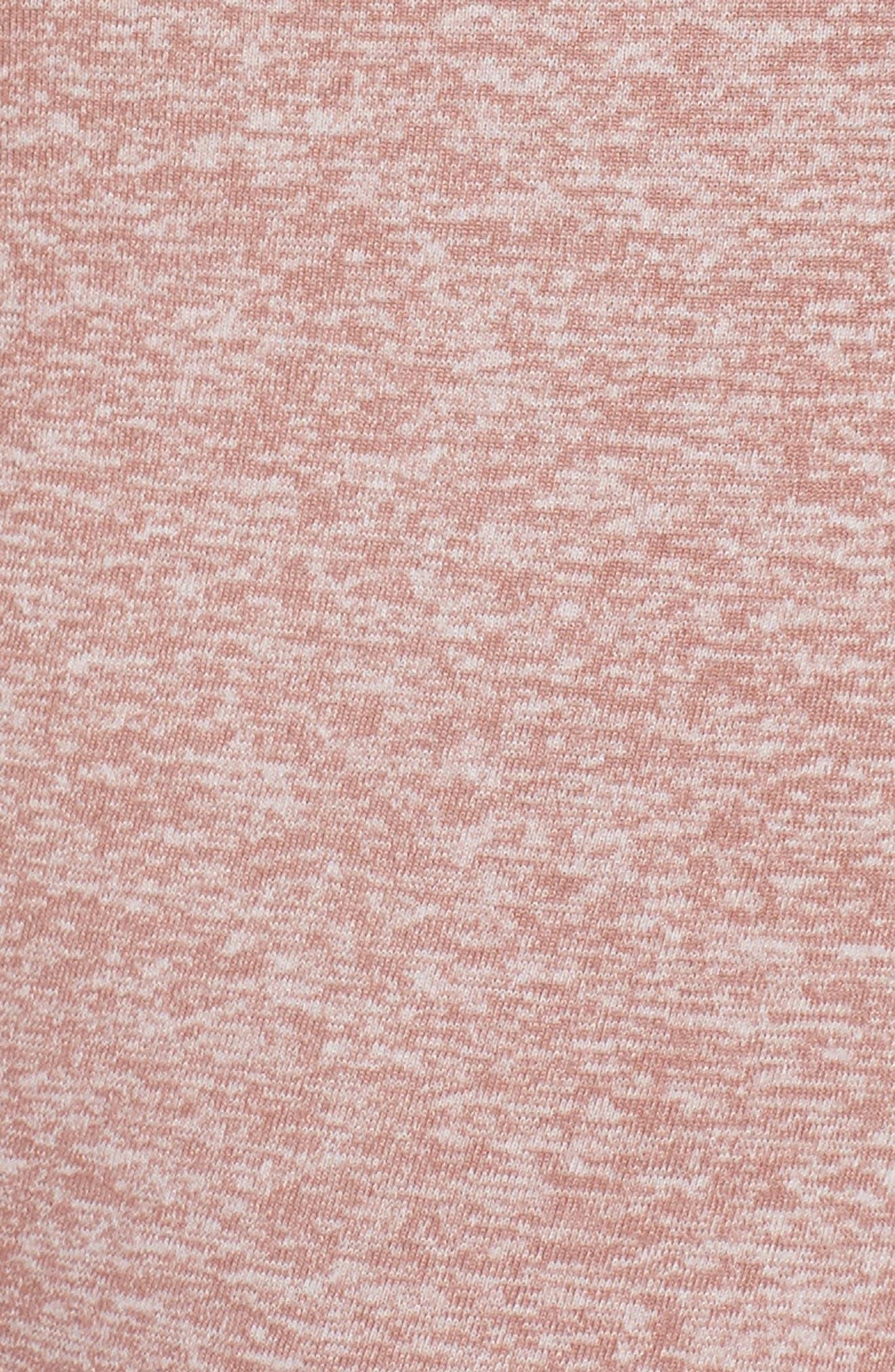 'Hatha' High Waist Crop Leggings,                             Alternate thumbnail 110, color,