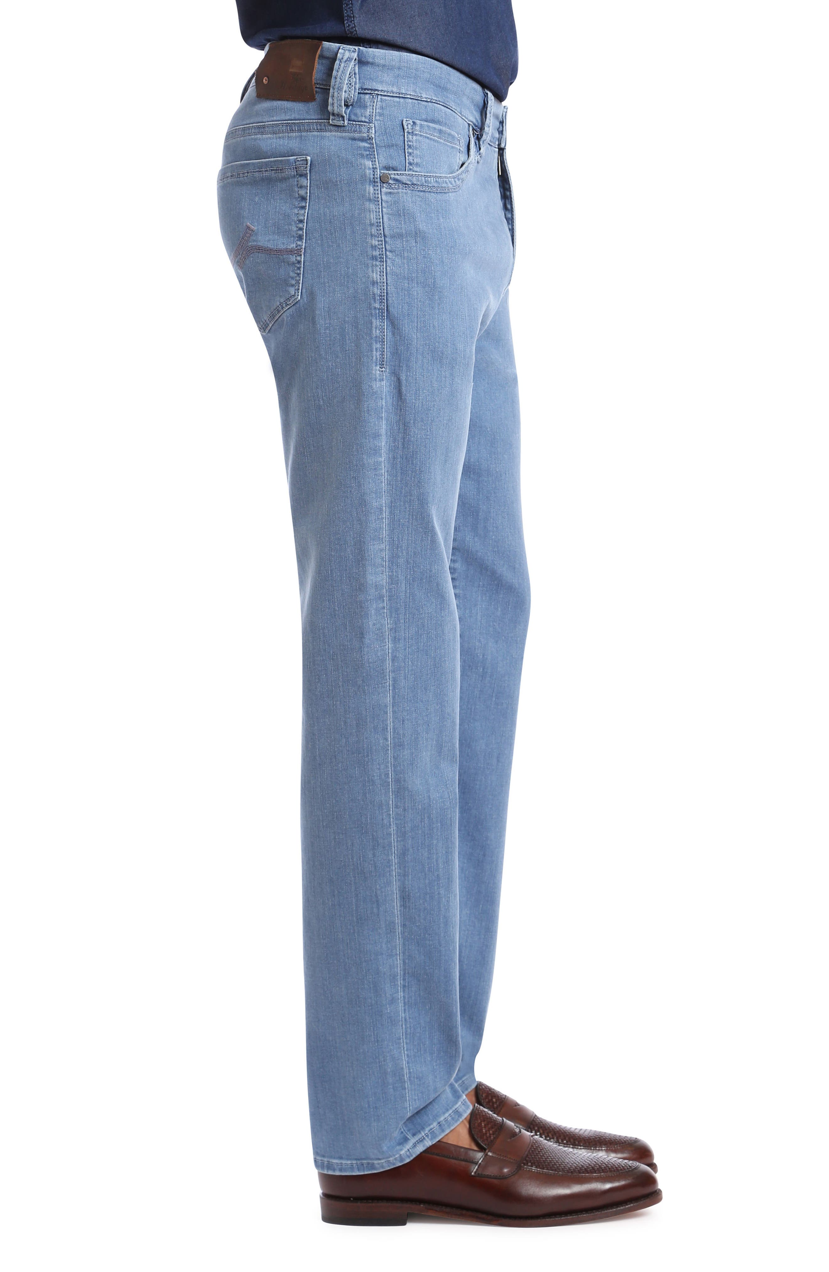 Charisma Relaxed Fit jeans,                             Alternate thumbnail 3, color,                             420