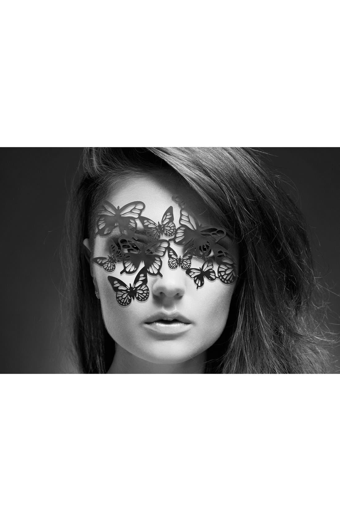 Cutout Eye Mask,                             Alternate thumbnail 2, color,                             NO_COLOR