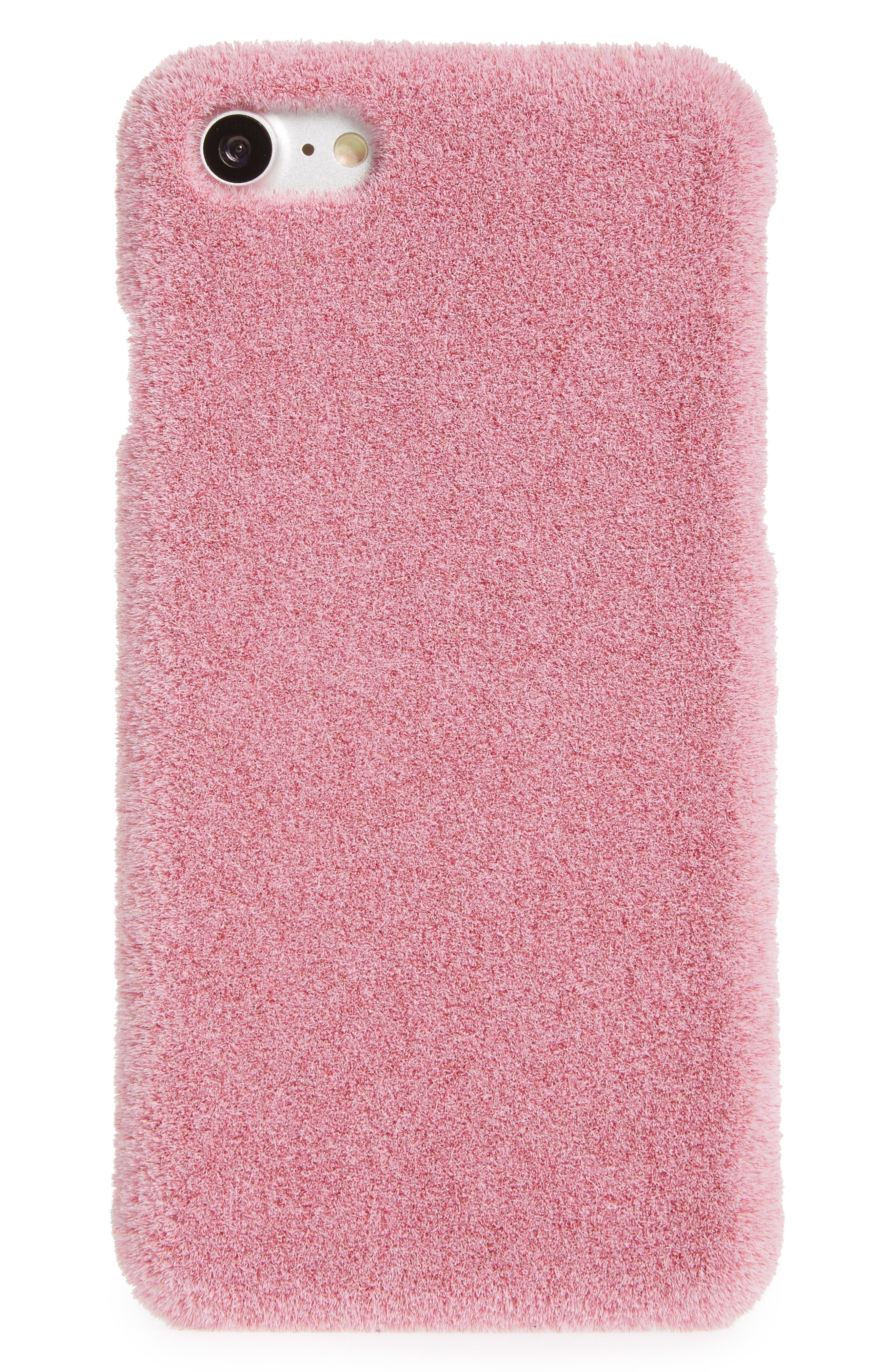 Cherry Blossom Portable Park iPhone 7 & iPhone 7 Plus Case,                             Alternate thumbnail 3, color,                             650