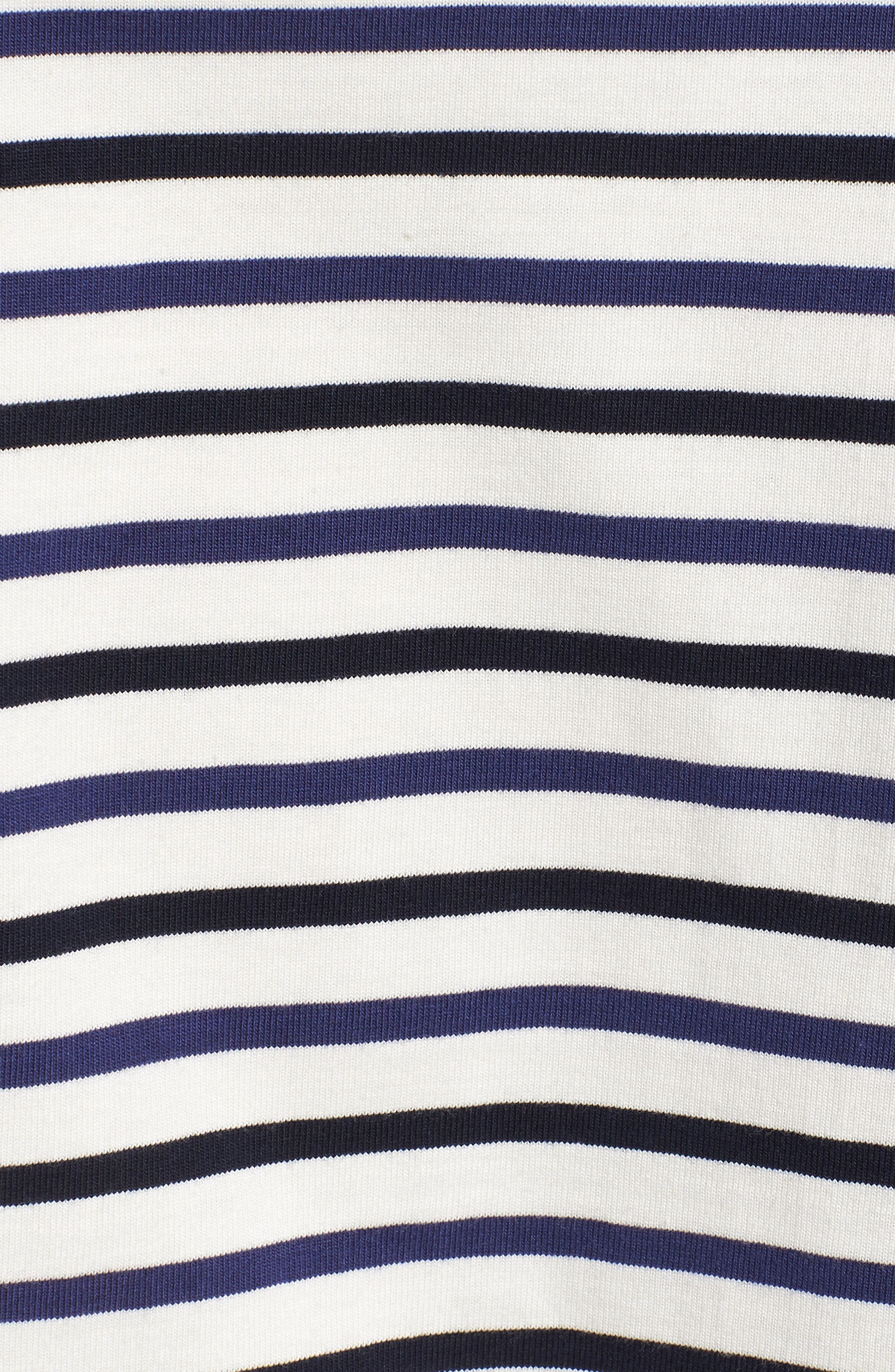 Slim Fit Franstripe Shirt,                             Alternate thumbnail 5, color,                             410