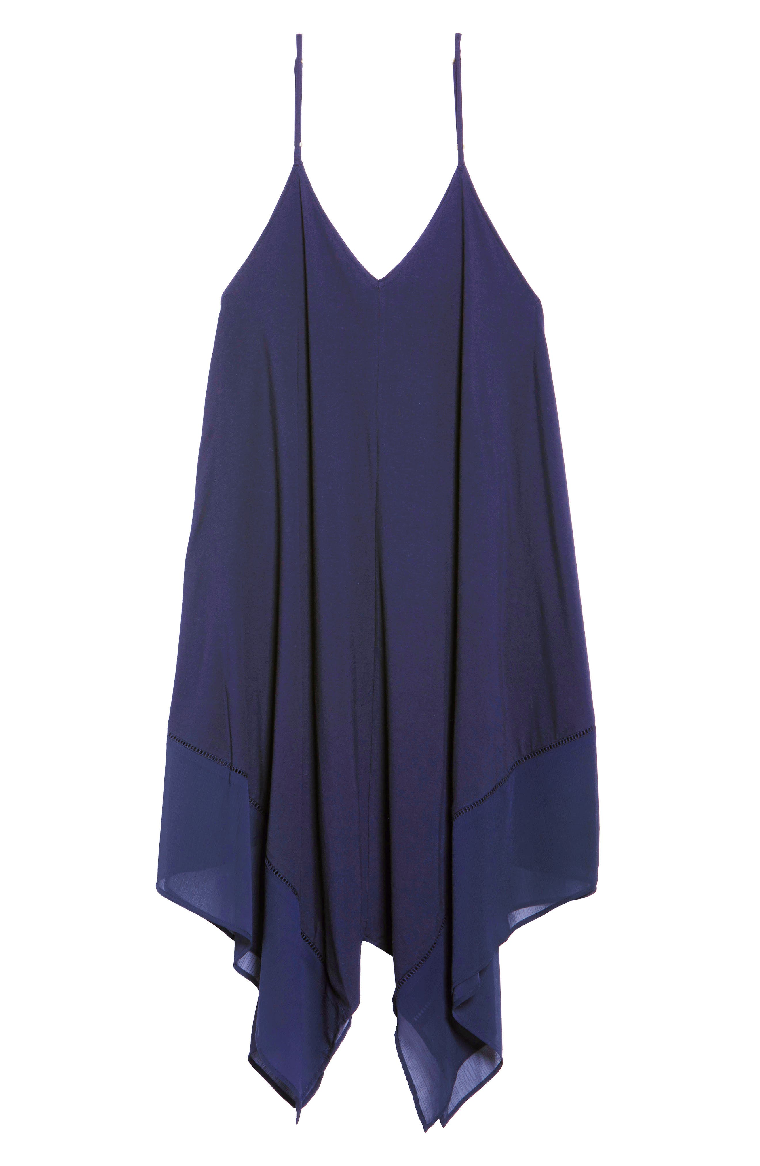Cover-Up Scarf Dress,                             Alternate thumbnail 12, color,