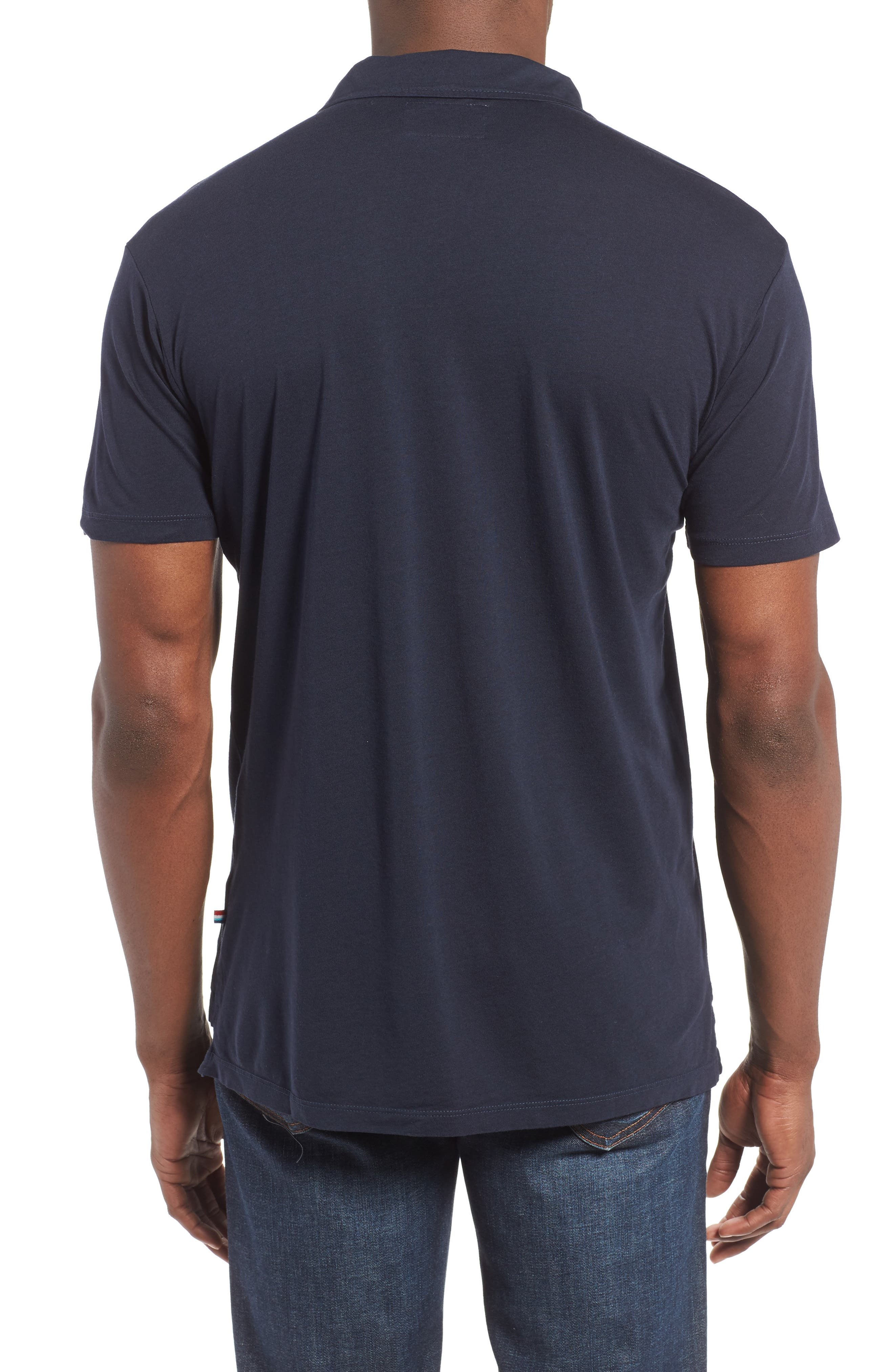Essential Jersey Polo,                             Alternate thumbnail 7, color,