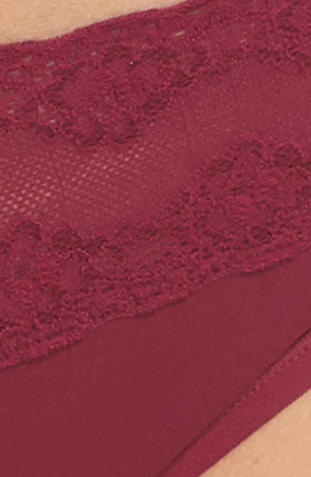Bliss Perfection Thong,                             Alternate thumbnail 330, color,