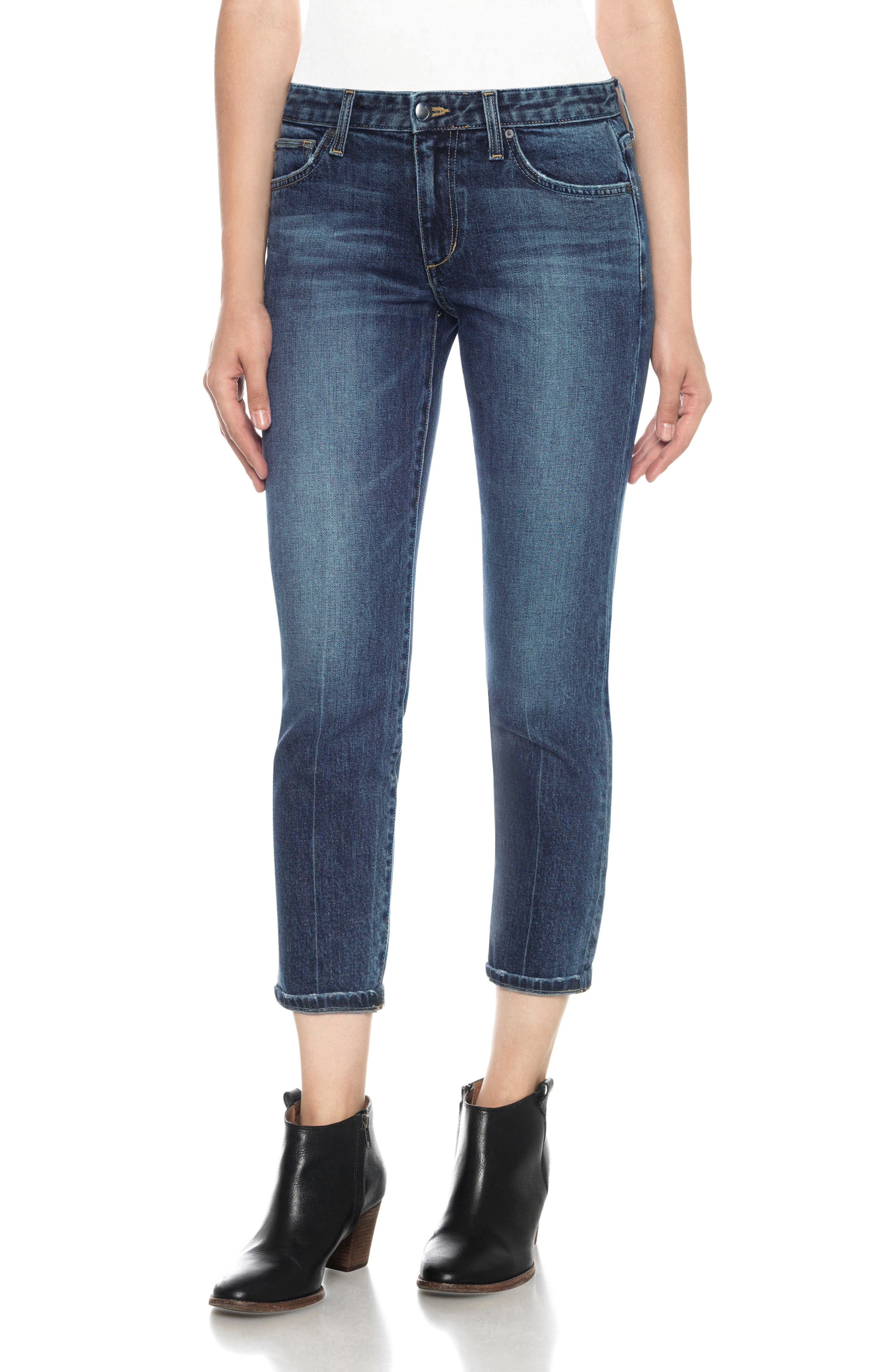 Smith Ankle Skinny Jeans,                             Main thumbnail 1, color,                             404