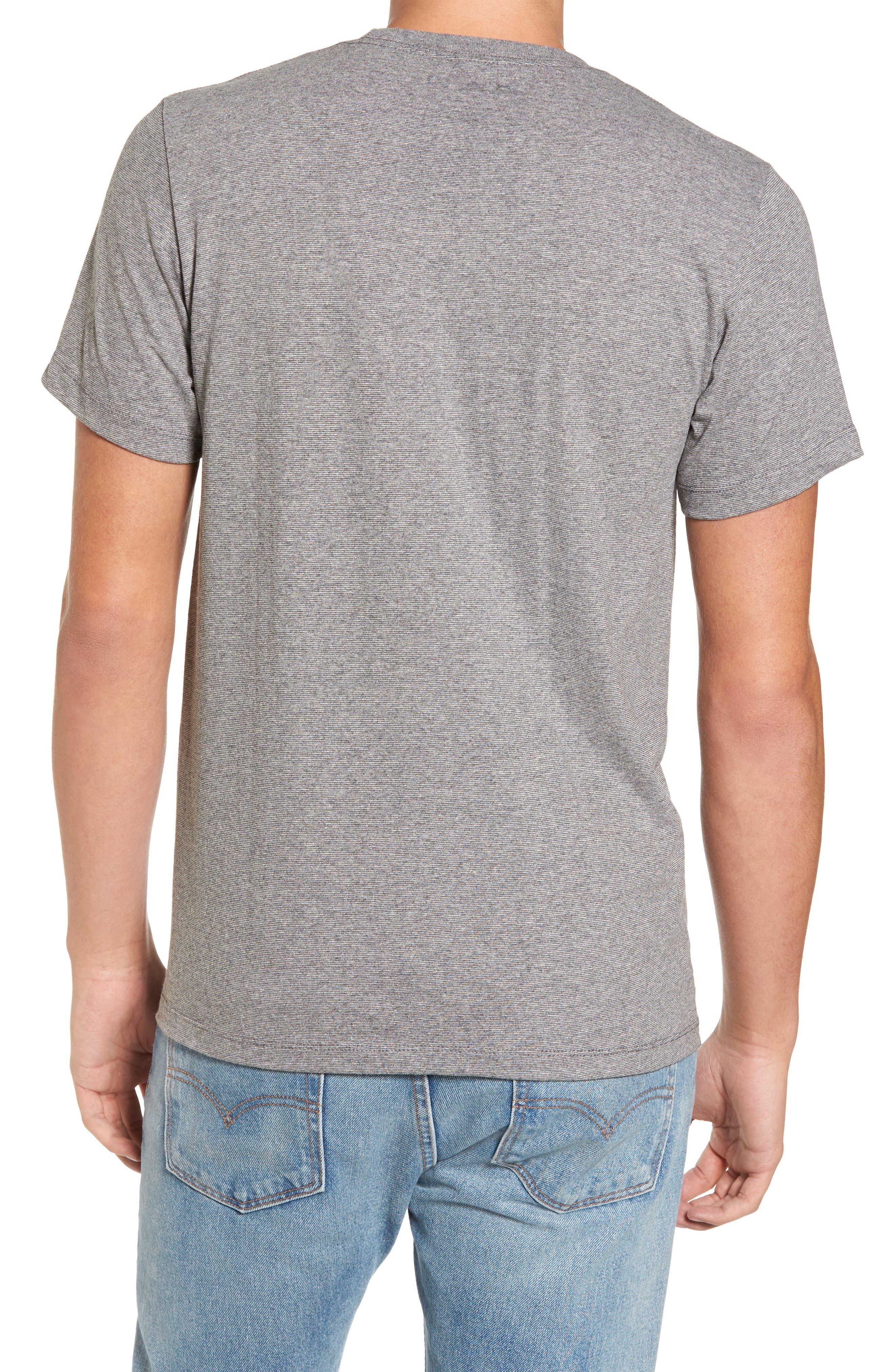 Abe Lincoln T-Shirt,                             Alternate thumbnail 2, color,