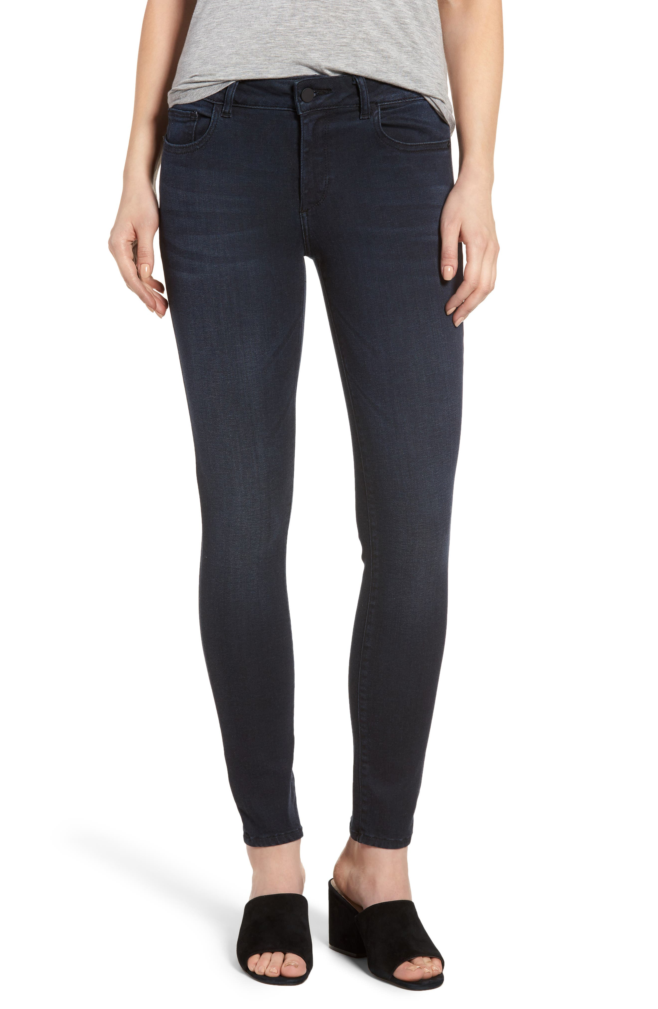 DL1961 Emma Power Legging Skinny Jeans, Main, color, 405