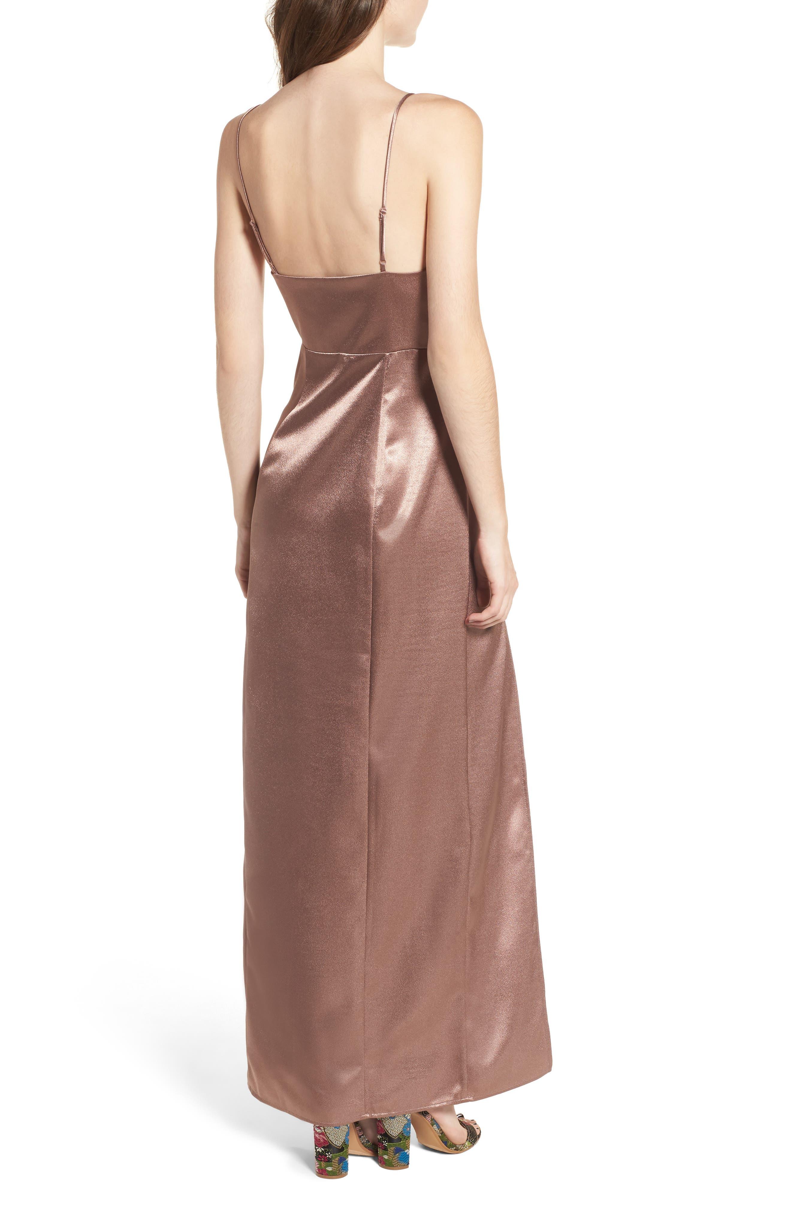 Bridge Maxi Dress,                             Alternate thumbnail 4, color,