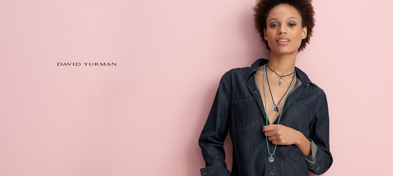David Yurman: the DY Bel Aire collection.